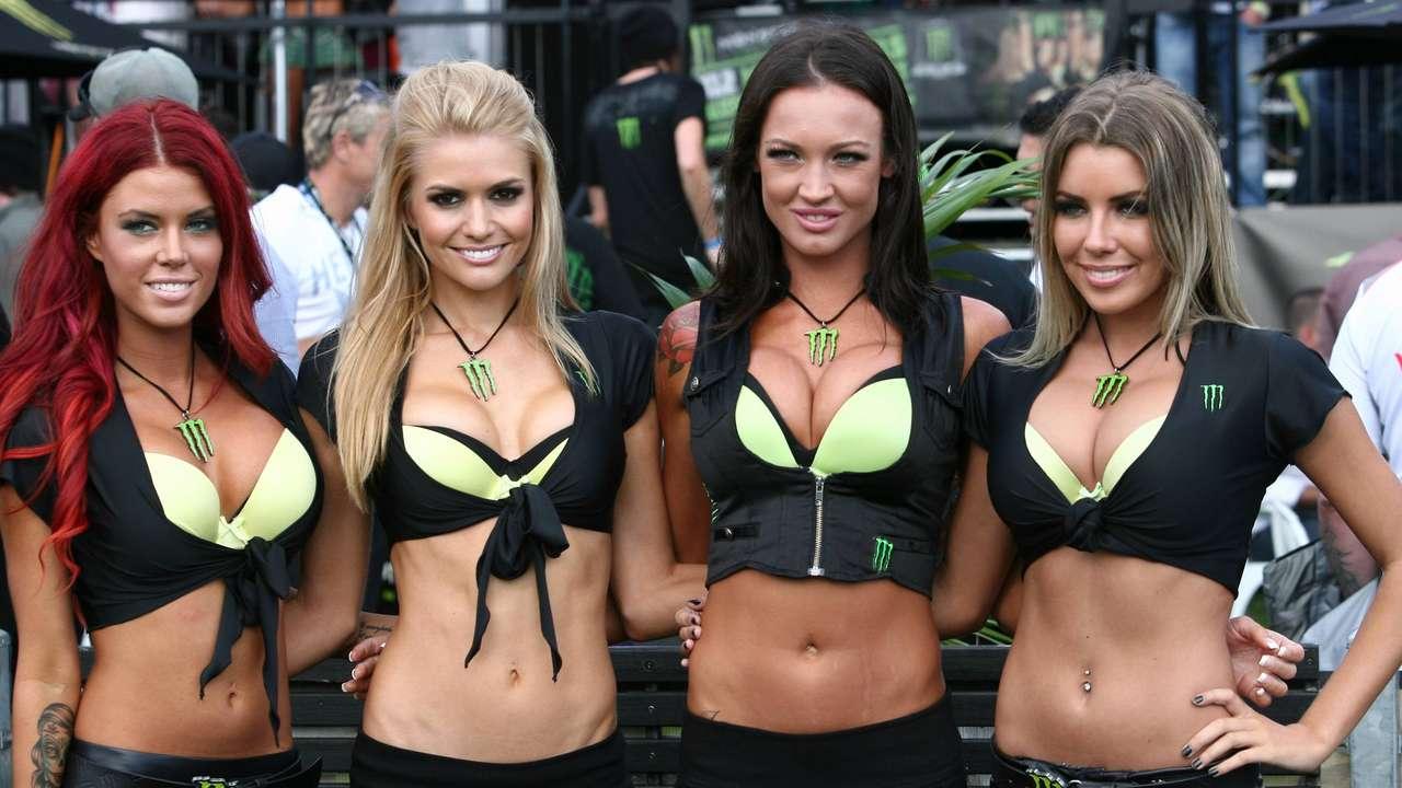 Fotos chicas formula 1 39
