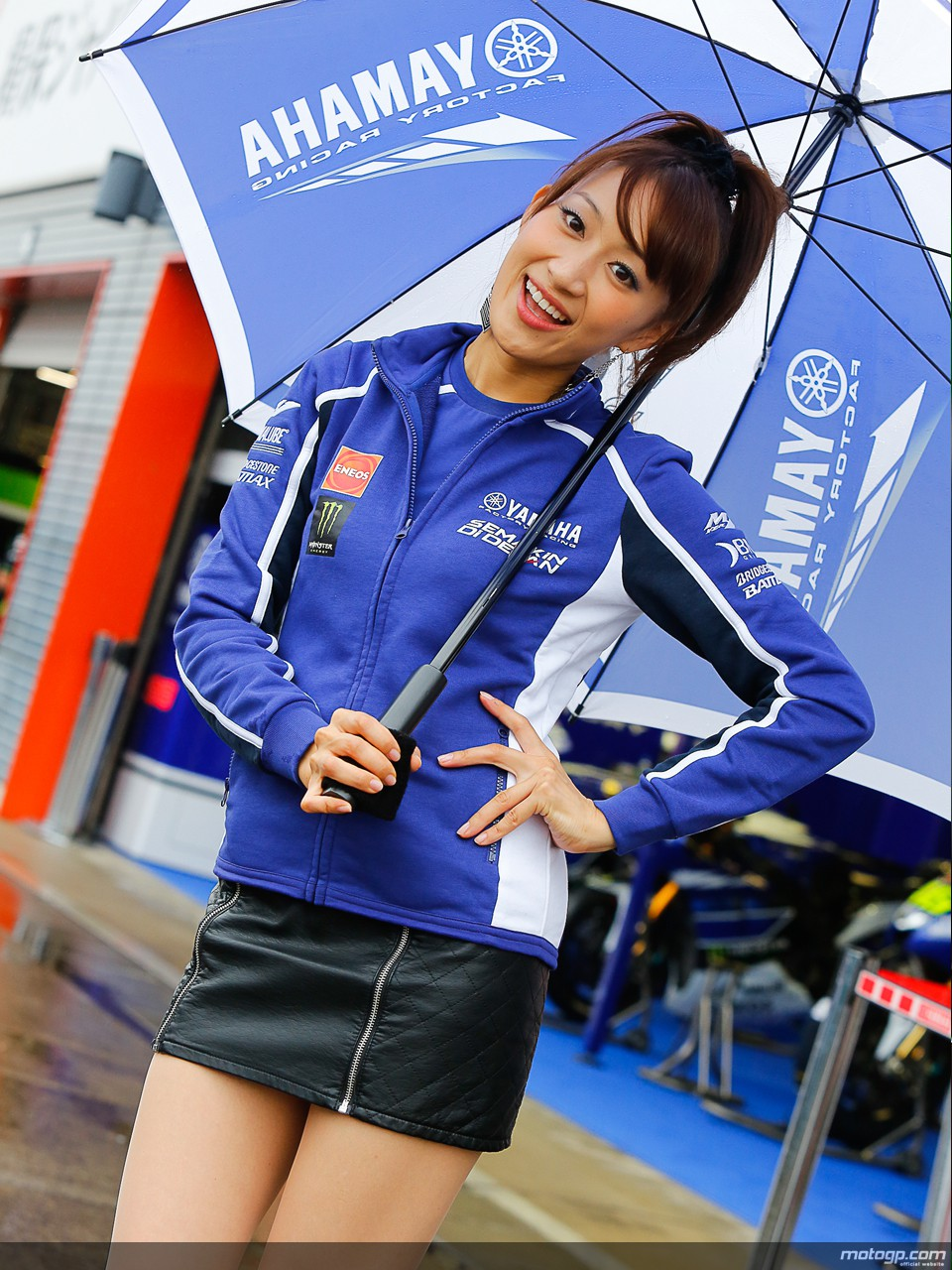 MotoGP Girls
