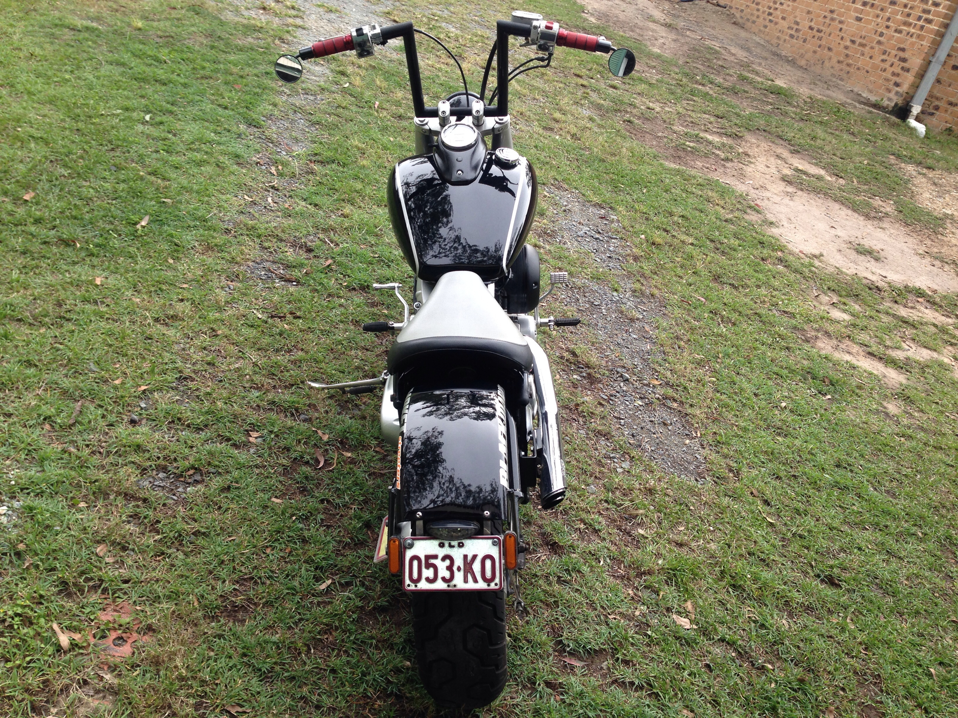 2001 Yamaha V Star Xvs650a Classic Bikesales Qld Gold