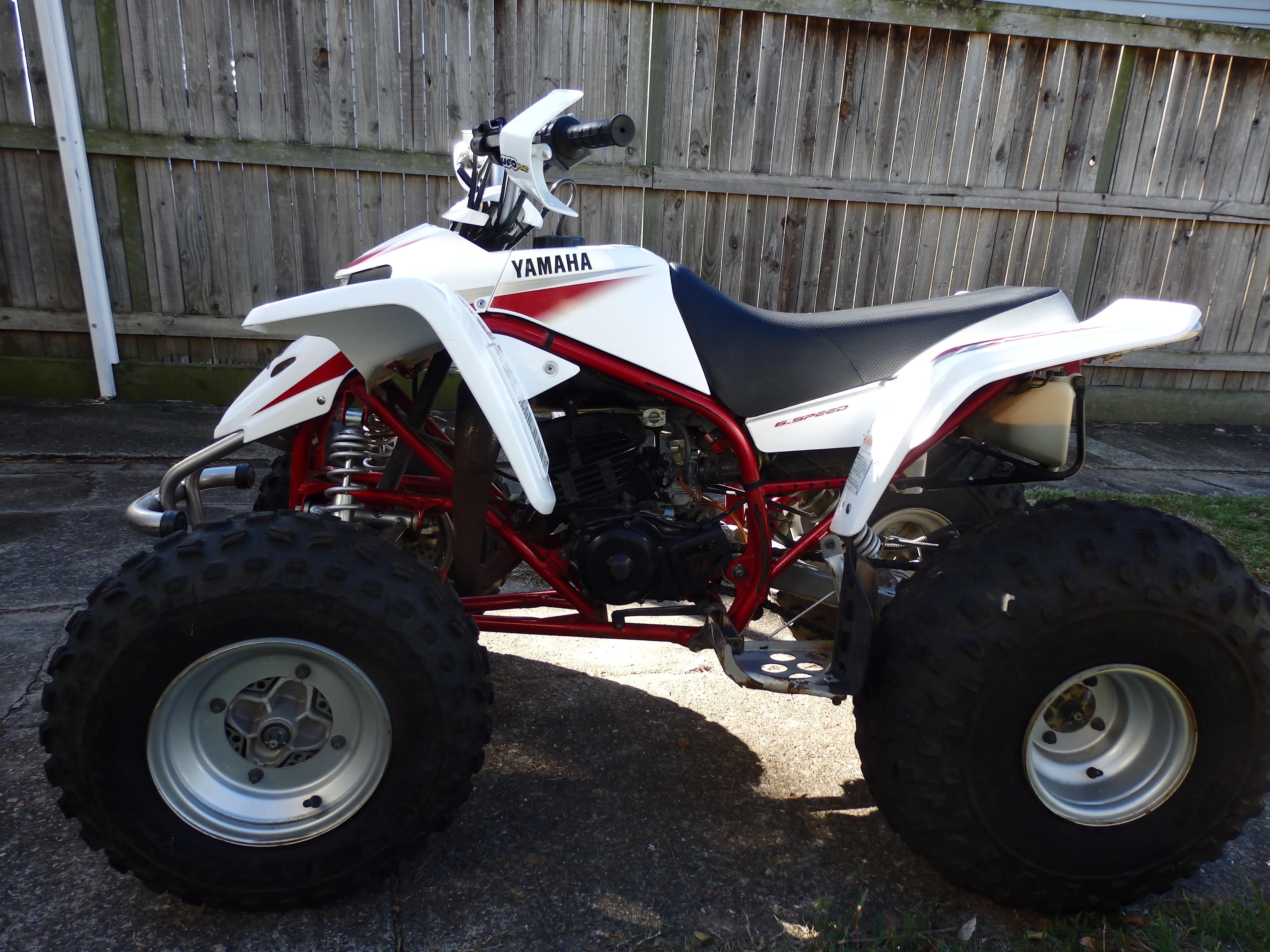 2002 Yamaha Yfs200 Blaster