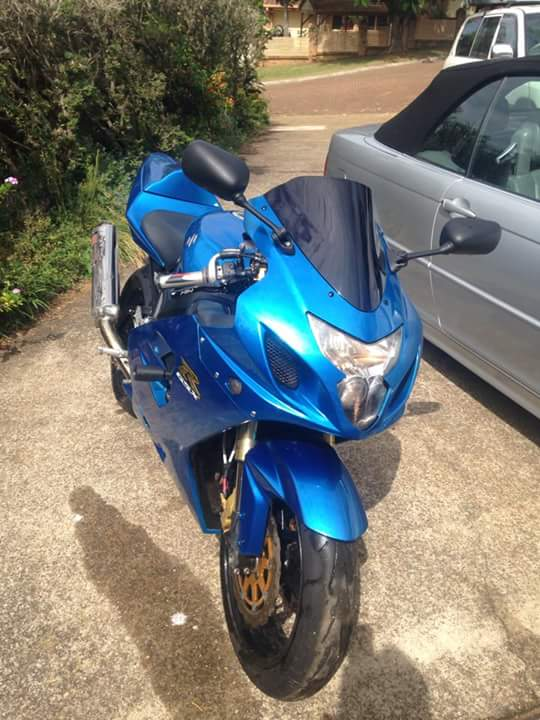 2005 Suzuki Gsx R600 K5 Bike Sales Qld Gold Coast 2937408