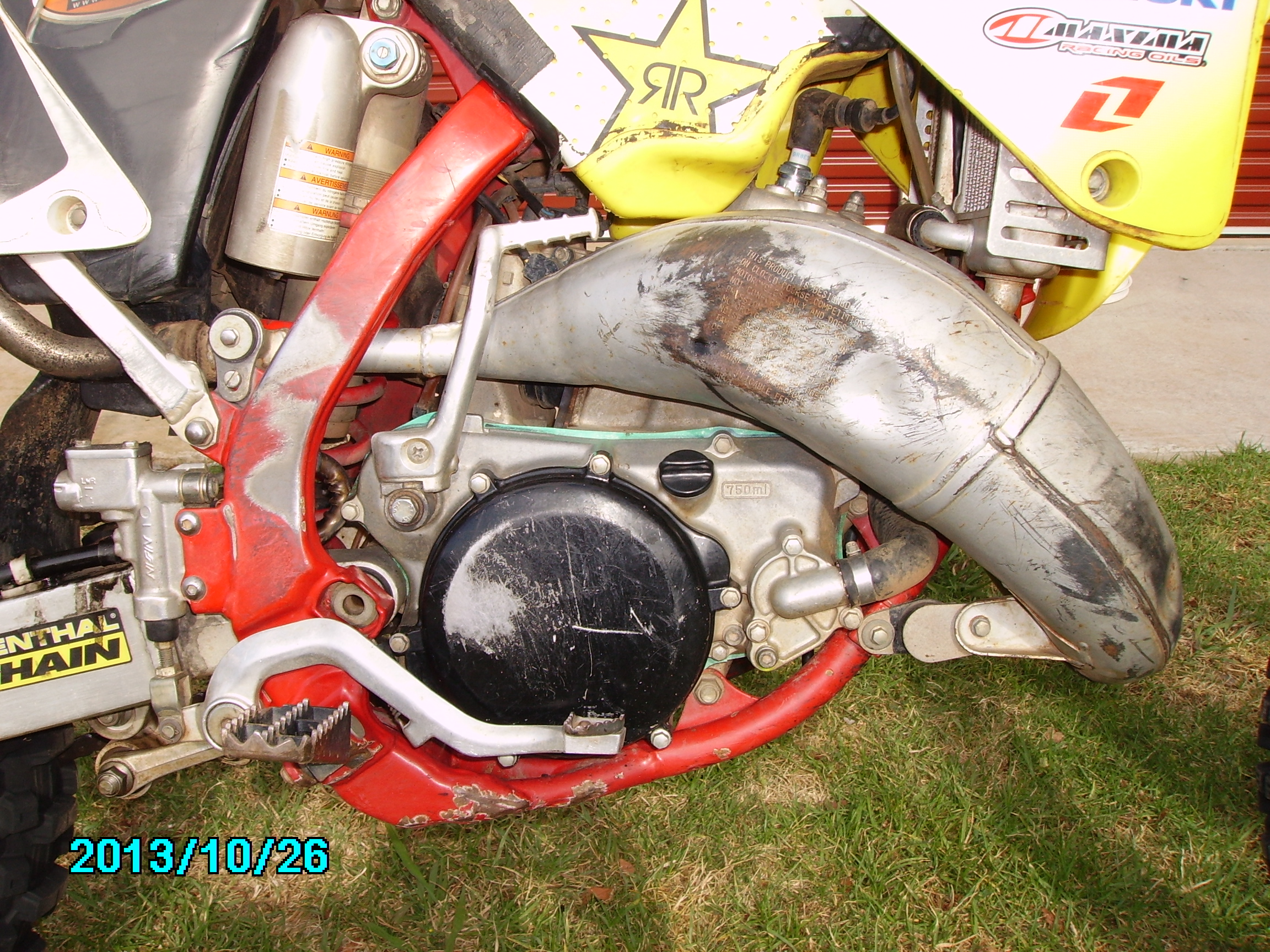 2006 Suzuki Rm125 Bike Sales Qld Wide Bay Burnett 2225825