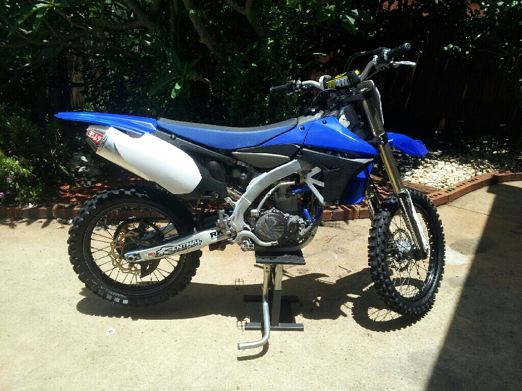 2010 yamaha yz450f bike sales qld darling downs 2906695 for Yamaha yz450f for sale