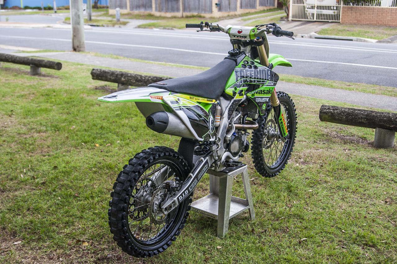 2011 kawasaki kx250f bike sales qld gold coast 2427552. Black Bedroom Furniture Sets. Home Design Ideas