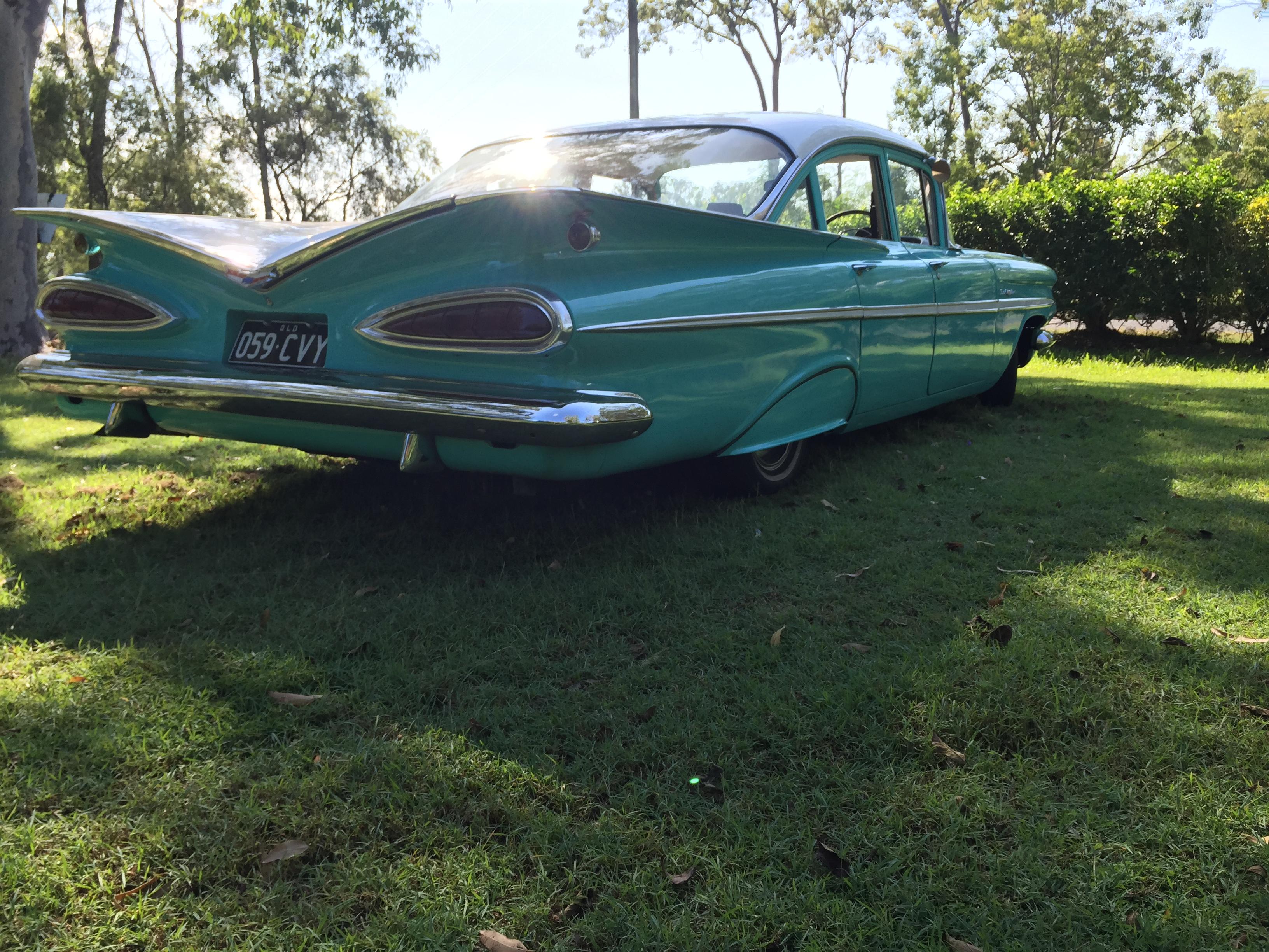 1959 Chevrolet BEL Air   Car Sales QLD: Brisbane North ...