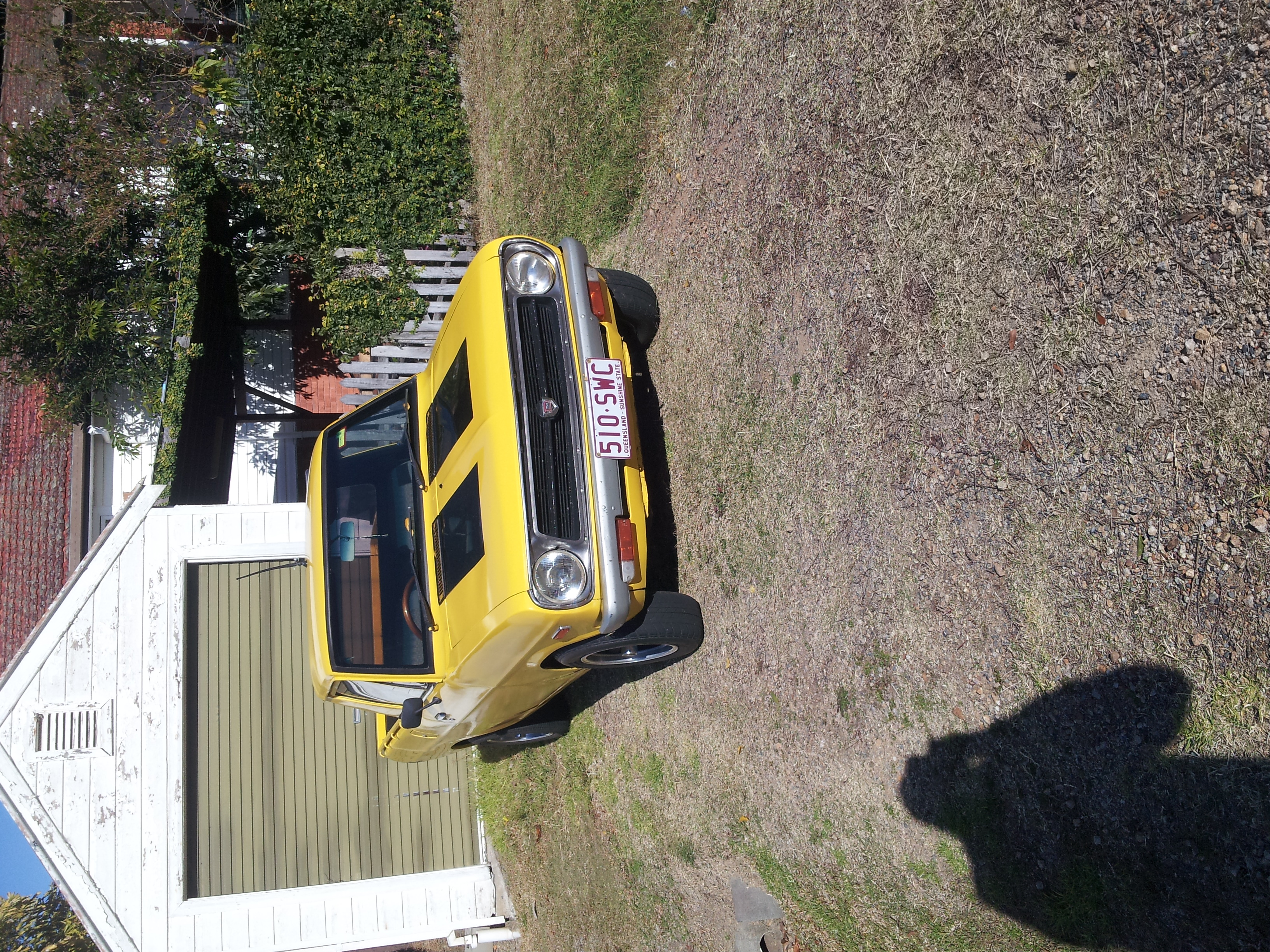 1981 Datsun 1200 For Sale Or Swap Nsw Northern Rivers