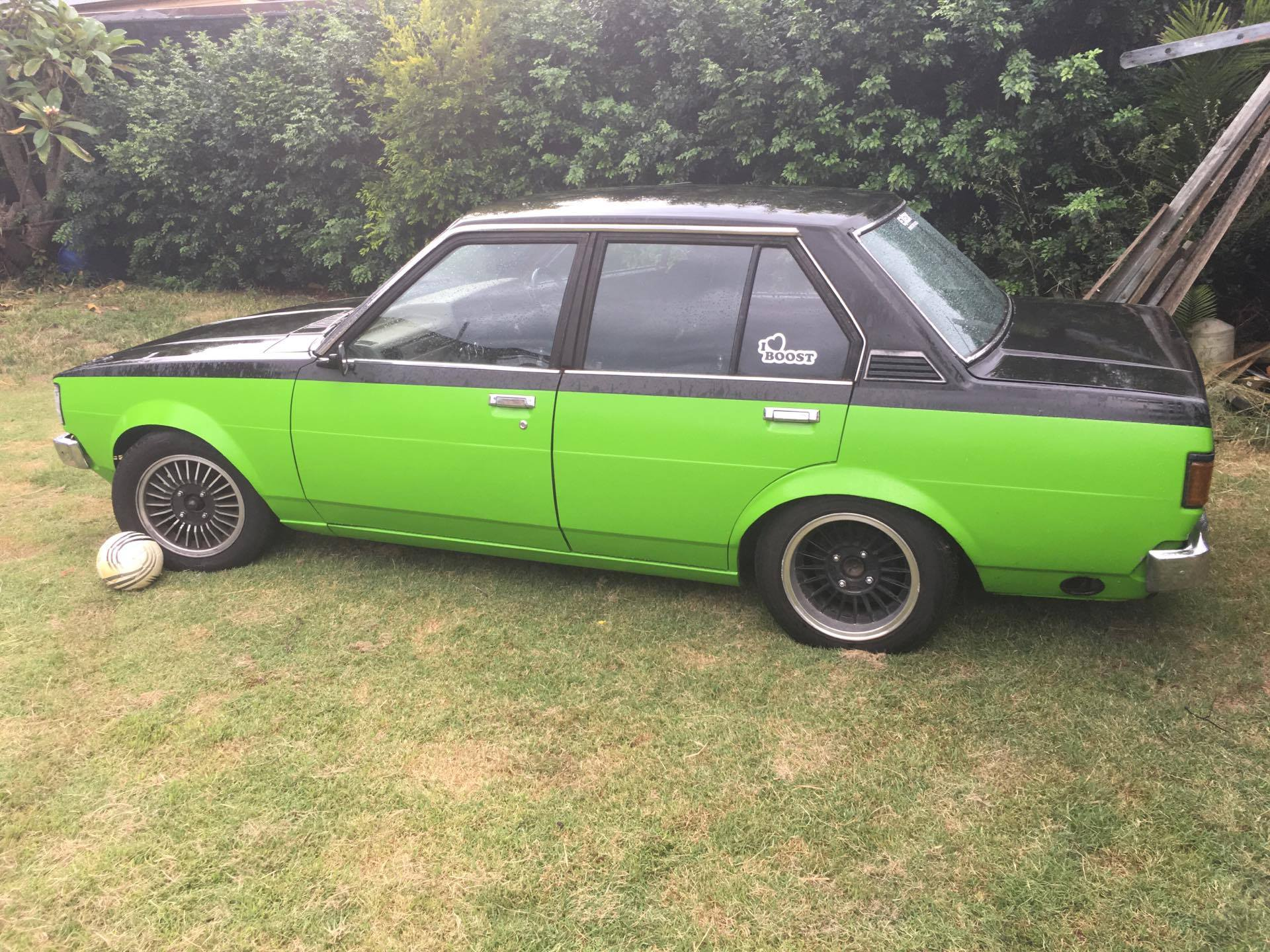 1982 toyota corolla for sale qld autos post. Black Bedroom Furniture Sets. Home Design Ideas