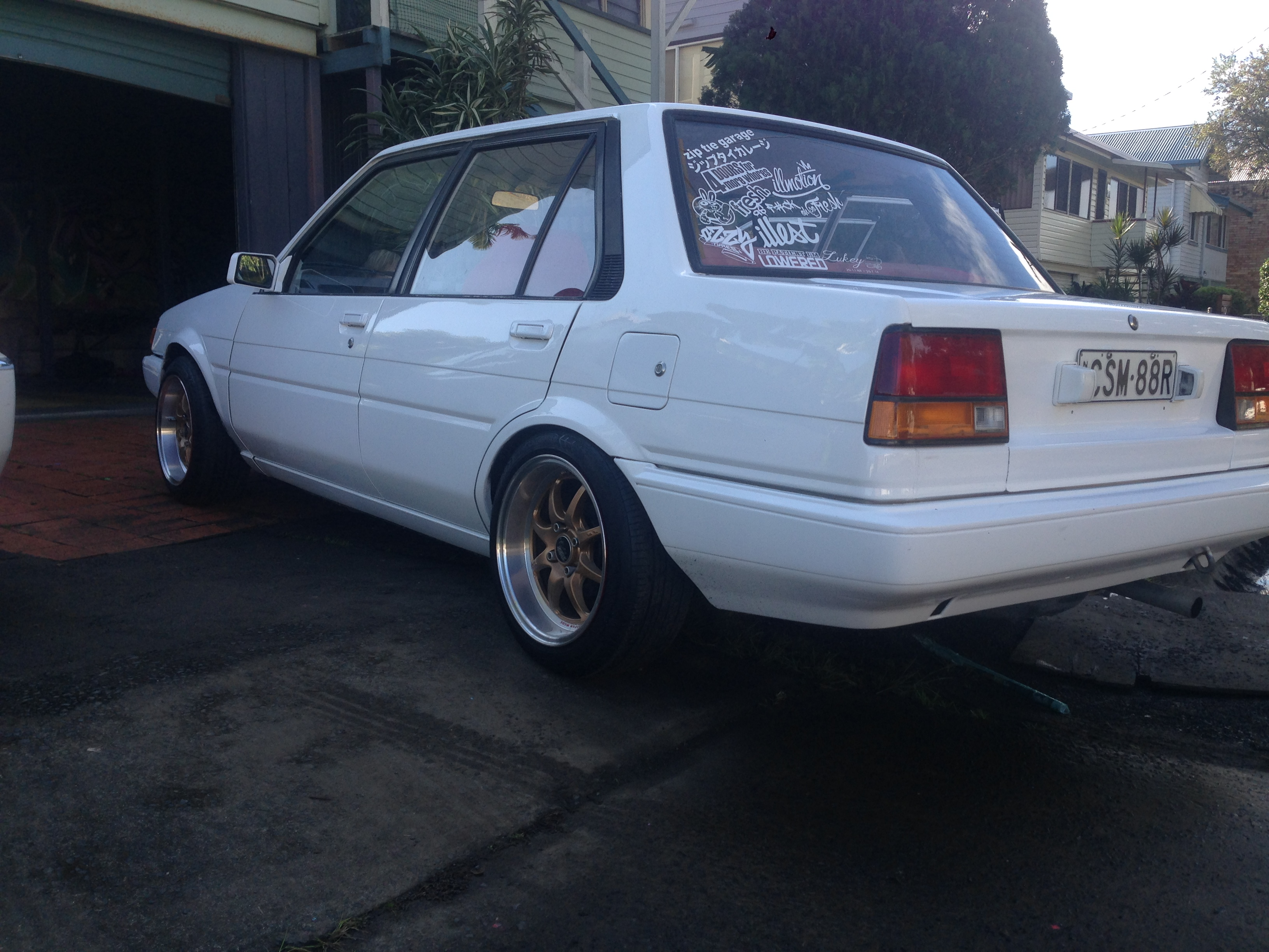 1985 Toyota Corolla Car Sales Nsw Far North Coast 2783268