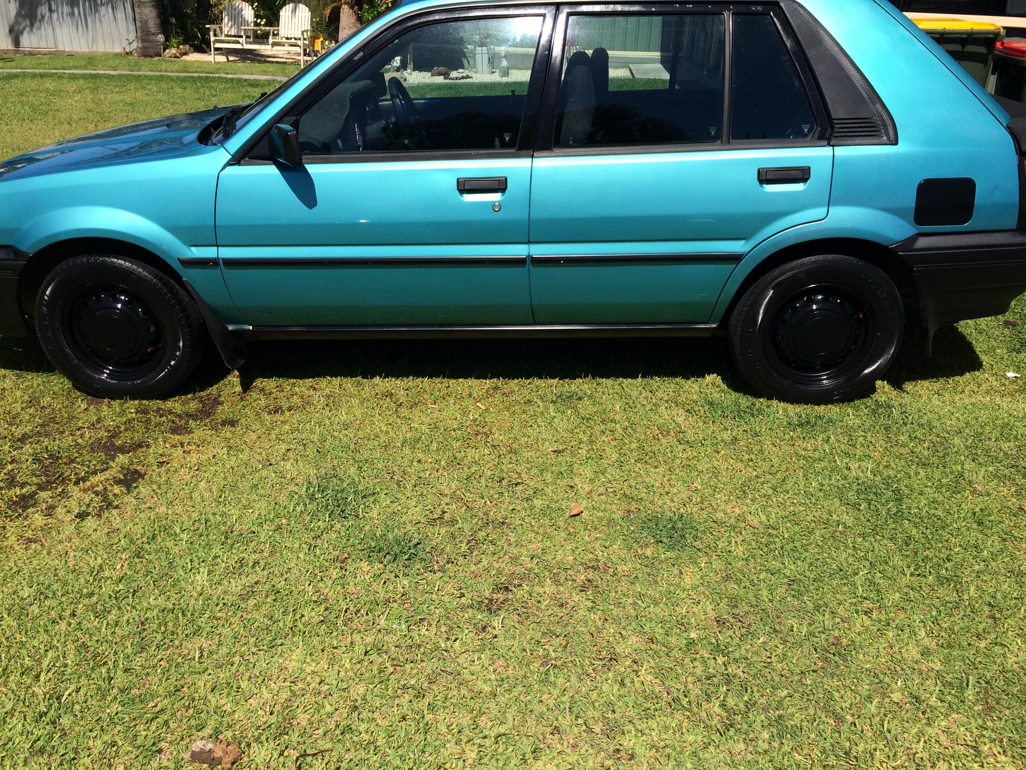 1987 Nissan Pulsar | Car Sales NSW: Mid North Coast #2934289