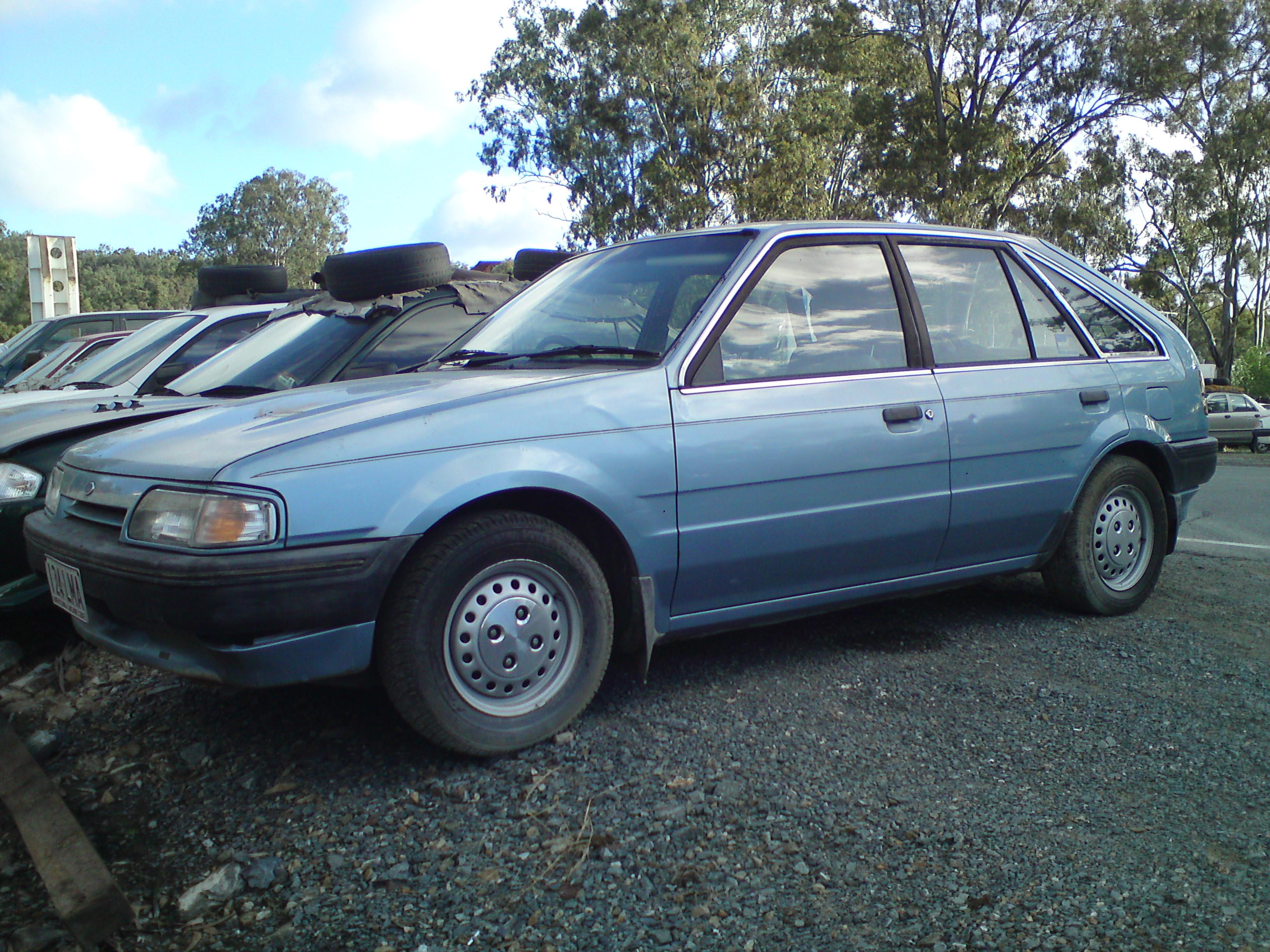 1988 Ford Laser