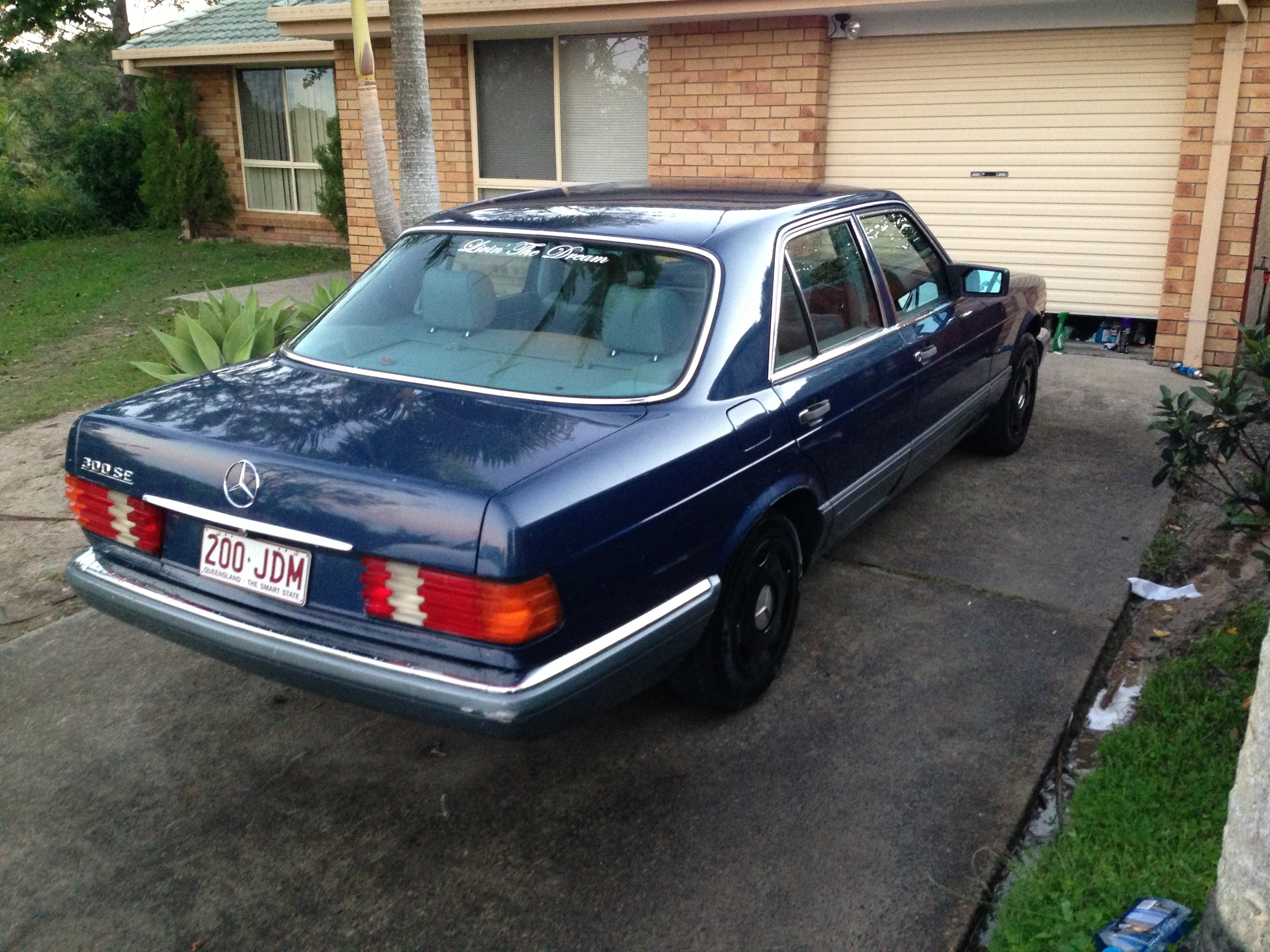 1988 BENZ 300SE SE W126 Car Sales QLD: Gold Coast #2252380 #6F3A33