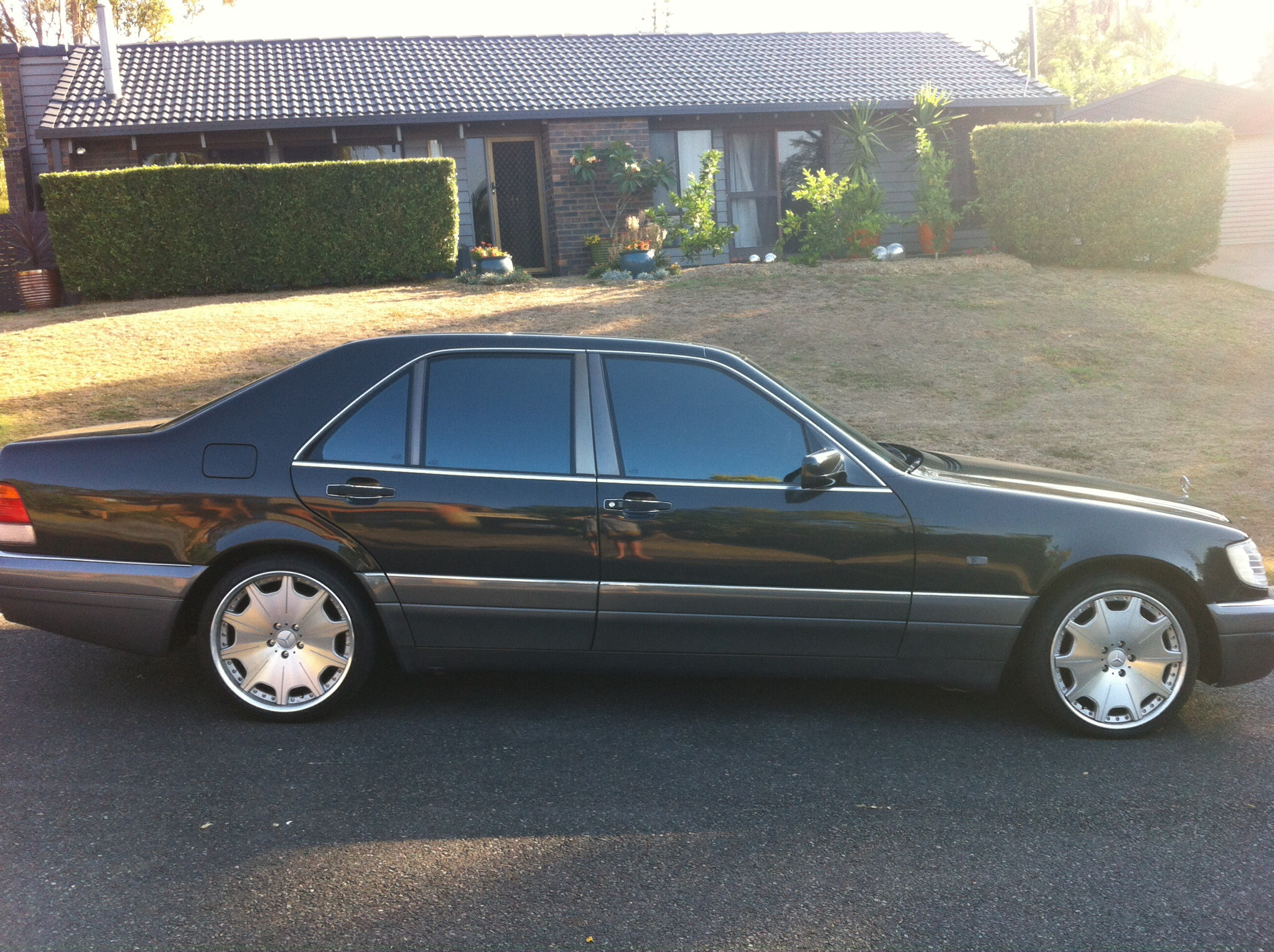 1995 benz s320 car sales qld brisbane 2459406 for Mercedes benz s320 price