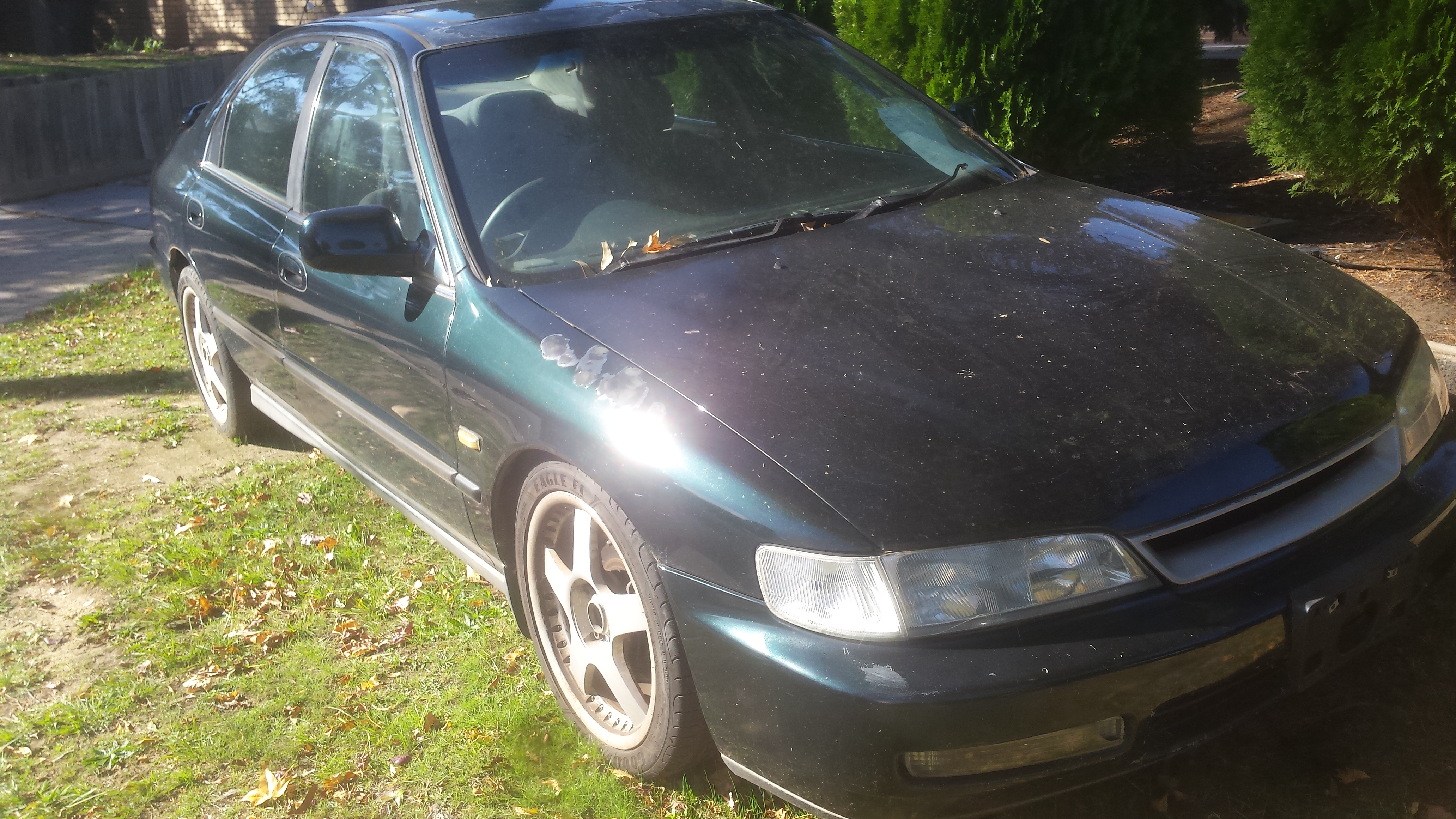 1996 honda accord car sales vic melbourne 2939838 for Used car commercial 1996 honda accord