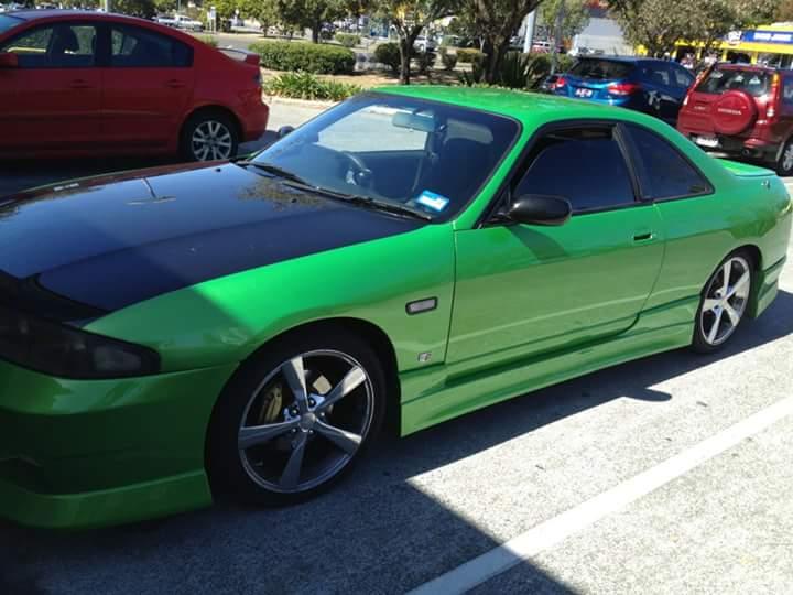1996 Nissan Skyline For Sale Or Swap Qld Brisbane 2784178