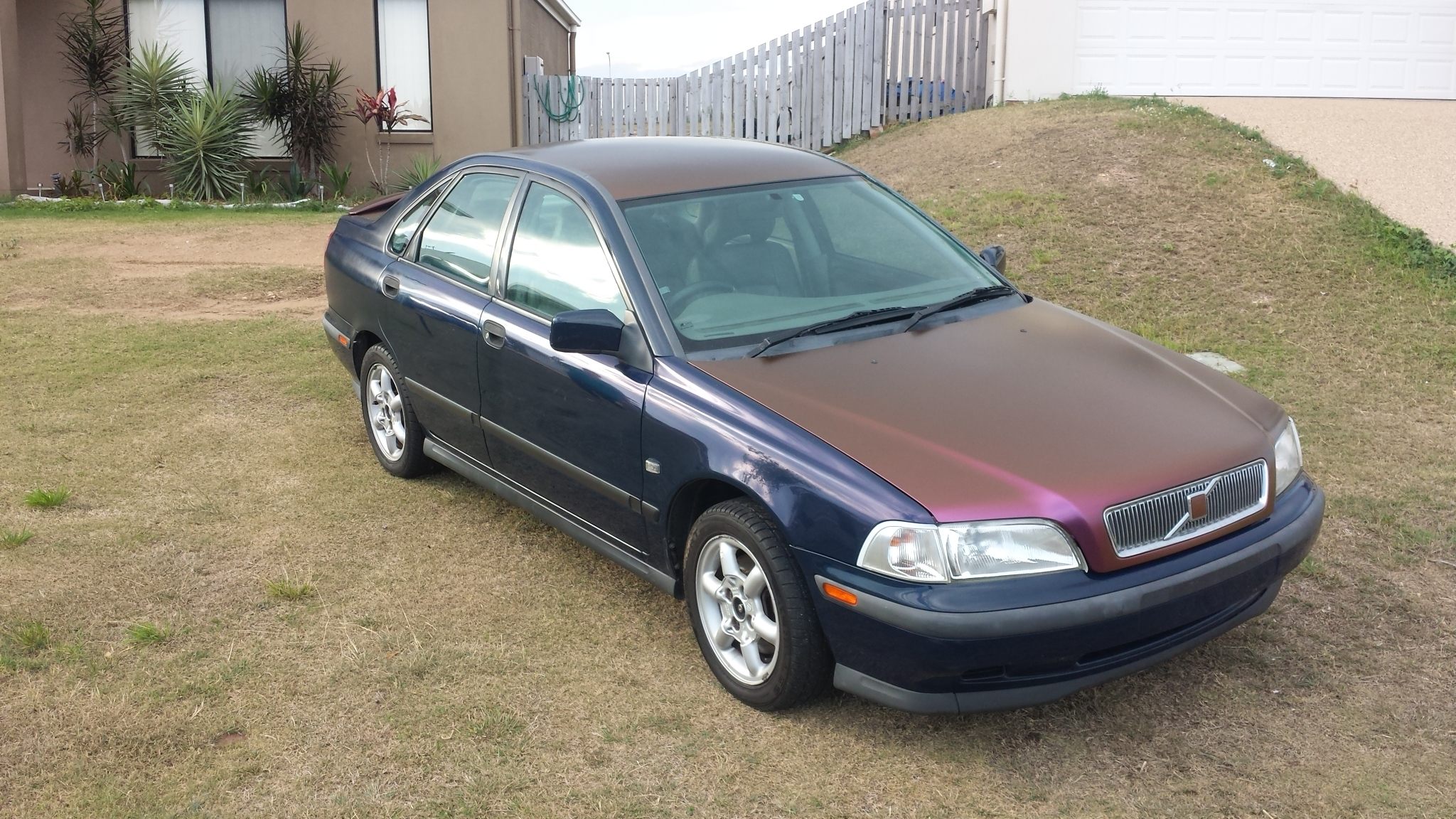 1997 Volvo S40 For Sale Or Swap