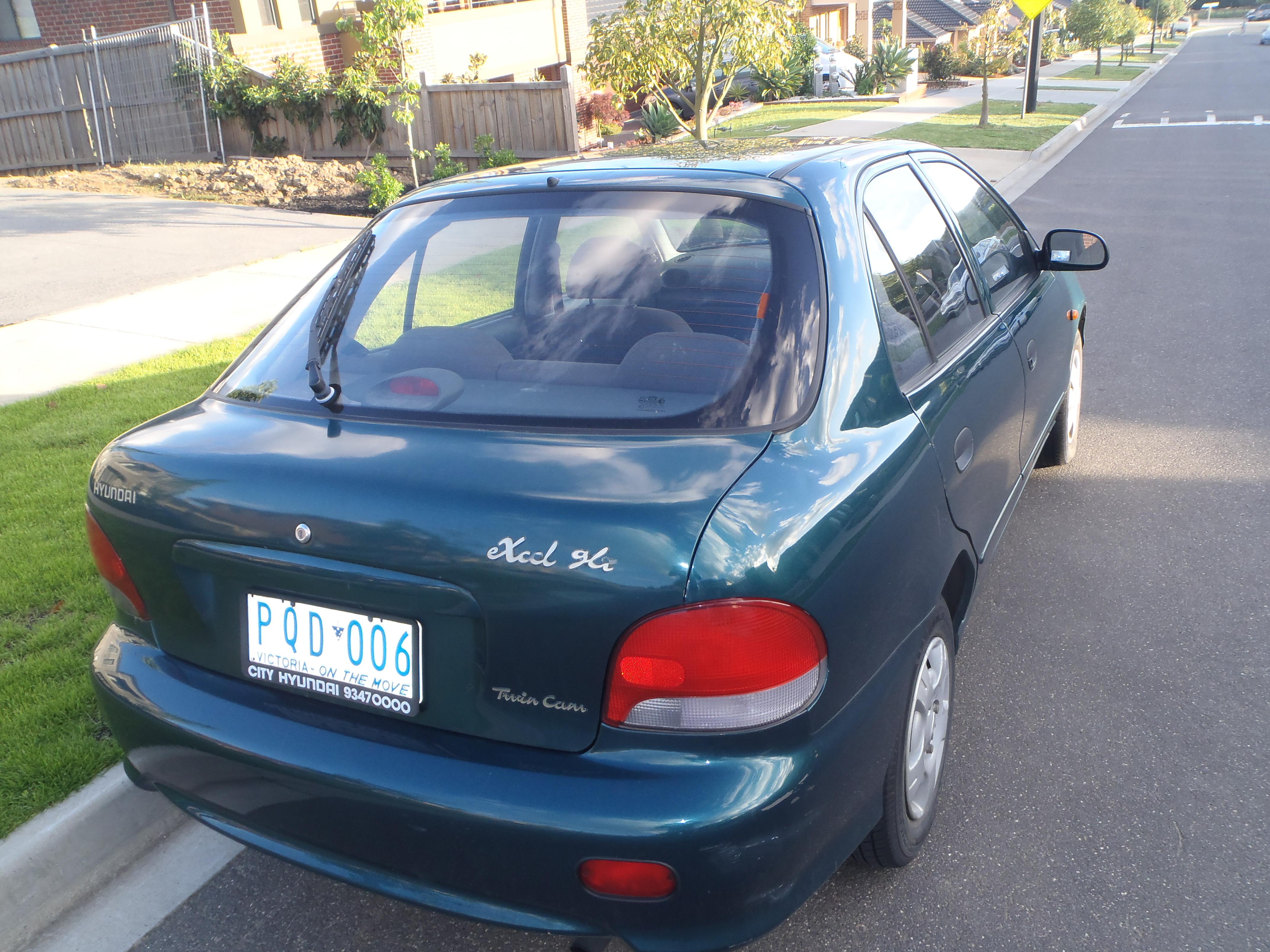 1998 Hyundai Excel