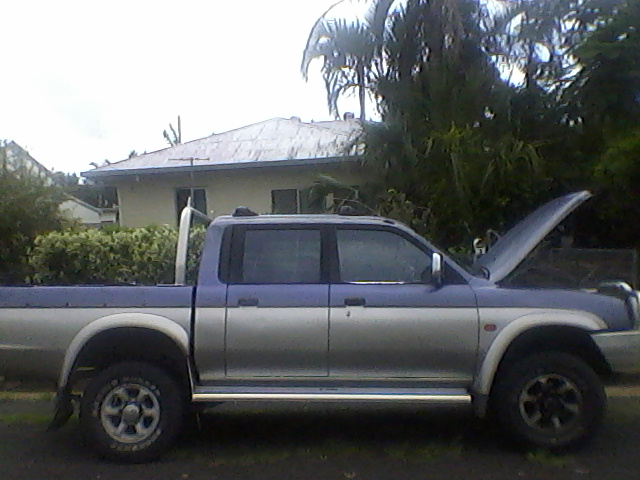 1998 Mitsubishi Triton | Car Sales QLD: Bundaberg #2915450