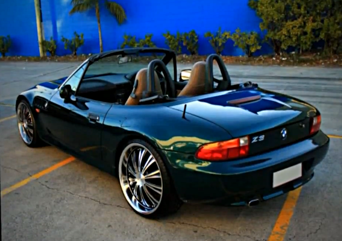 Service Manual How To Sell Used Cars 1999 Bmw Z3