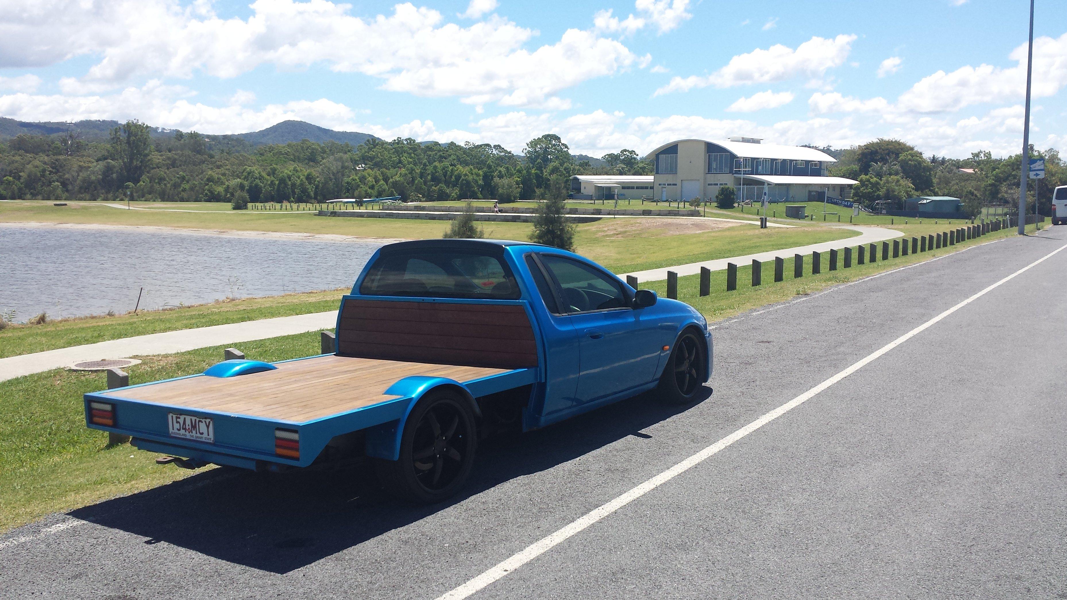2013 Toyota Rav4 For Sale >> 1999 Ford Falcon Ute   Car Sales QLD: Brisbane South #2630762