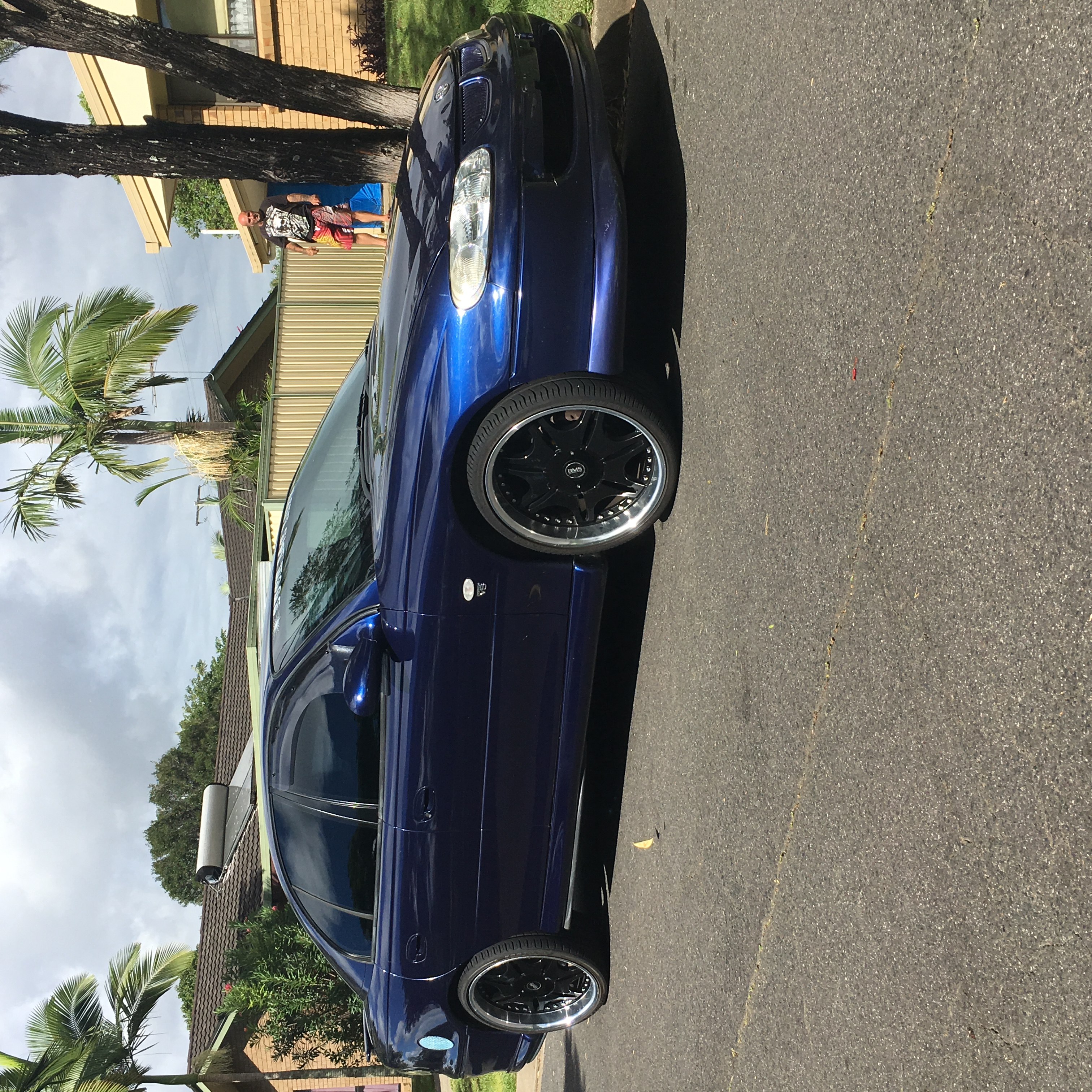 2002 Holden Commodore Car Valuation: Car Sales QLD: Brisbane North #2922489