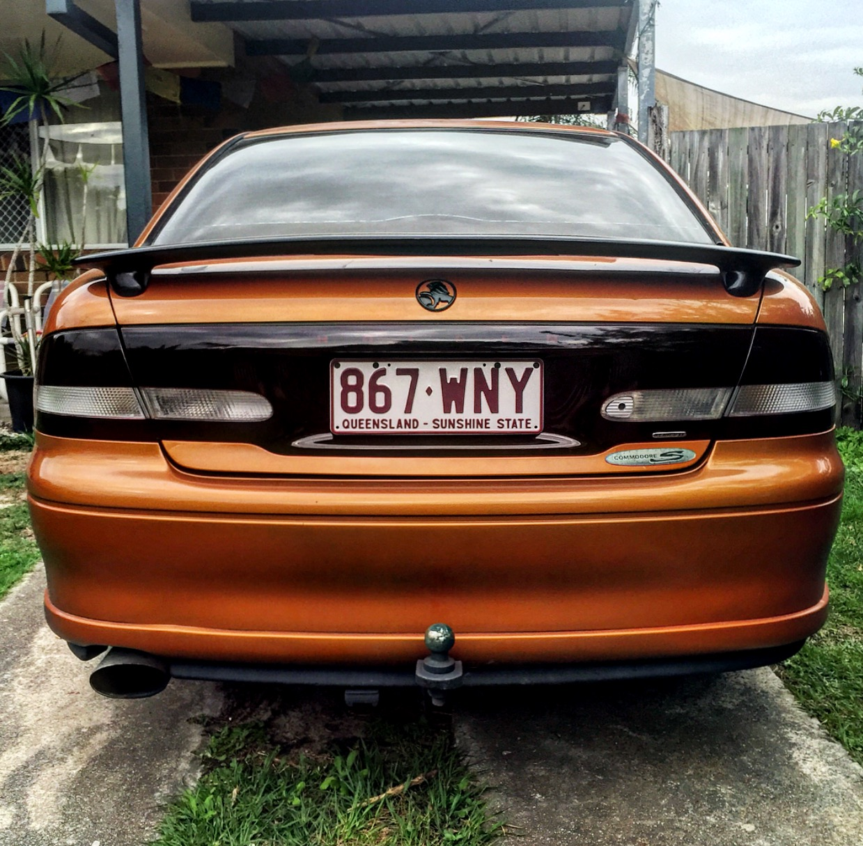1999 Holden Commodore For Sale Or Swap