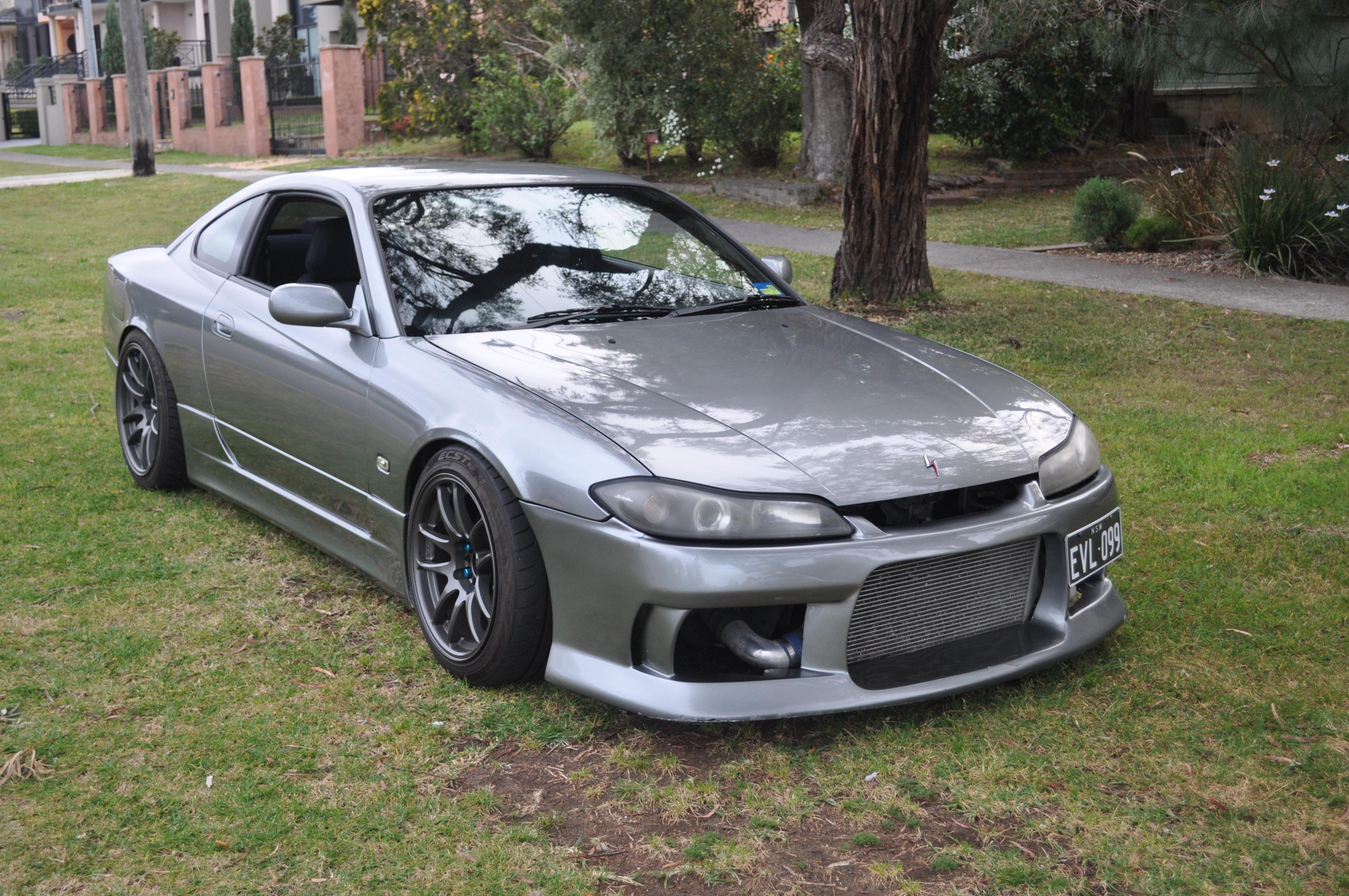 1999 Nissan Silvia S15 Spec R Car Sales Nsw Sydney