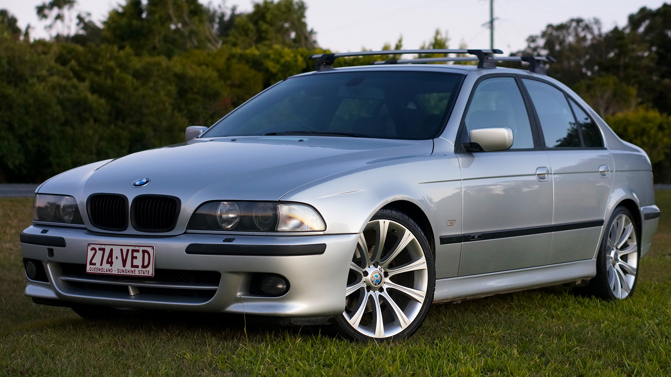 2000 bmw 540i sport e39 car sales qld sunshine coast 2785575. Black Bedroom Furniture Sets. Home Design Ideas