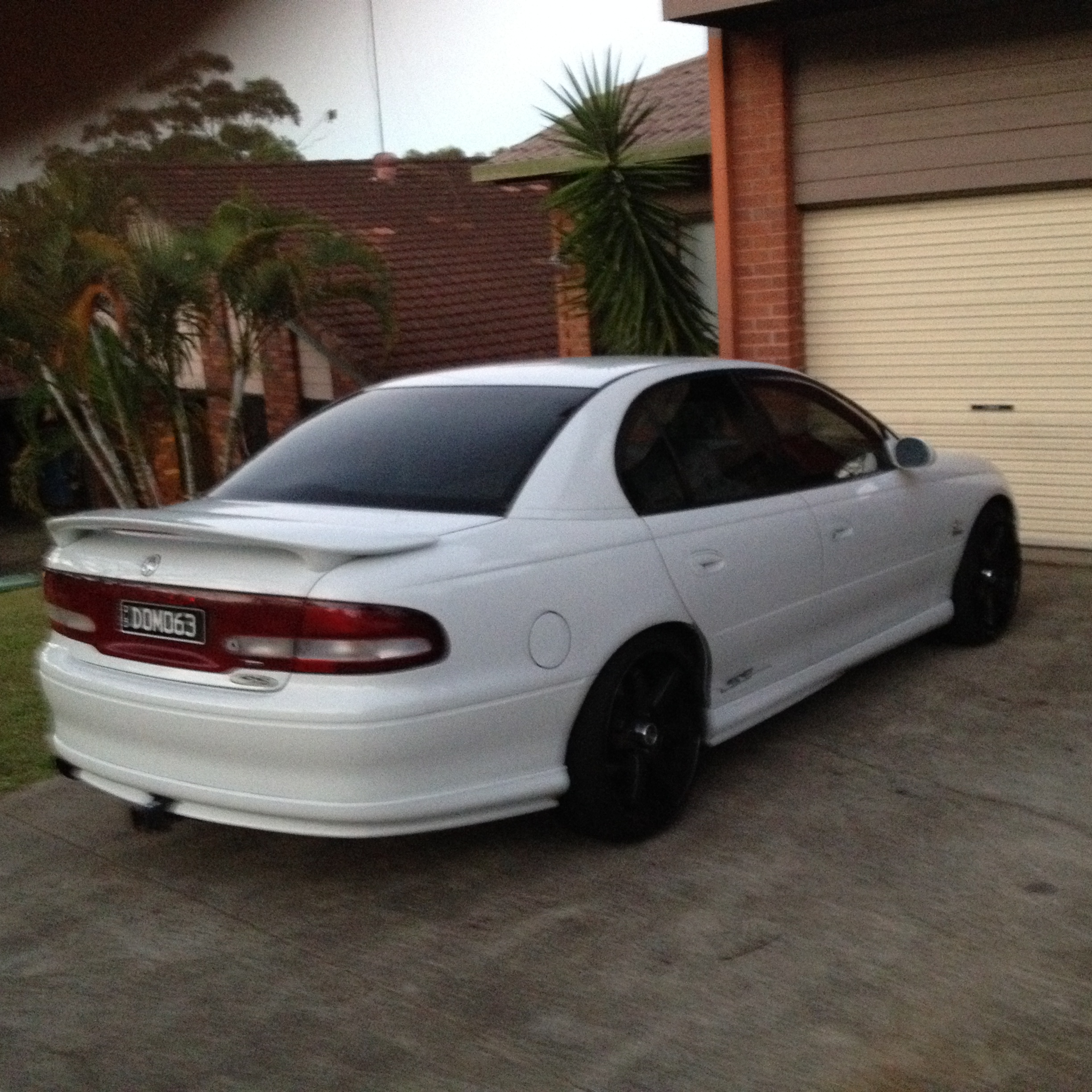 2002 Holden Commodore Car Valuation: 2000 Holden Commodore VT II Sedan 4DR Auto 5.7 For Sale Or