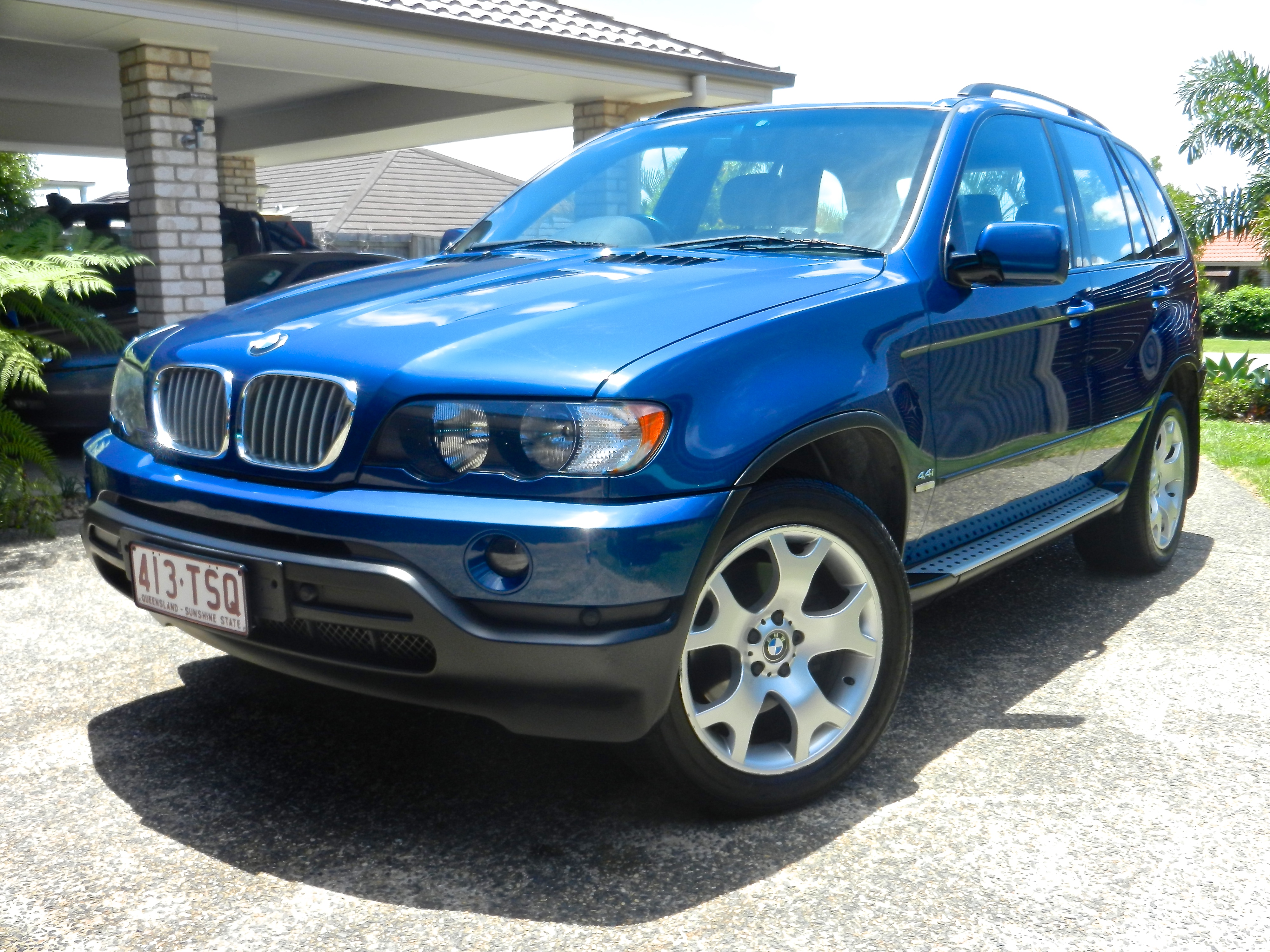 2001 bmw x5 4 4i e53 car sales qld sunshine coast 2570612. Black Bedroom Furniture Sets. Home Design Ideas