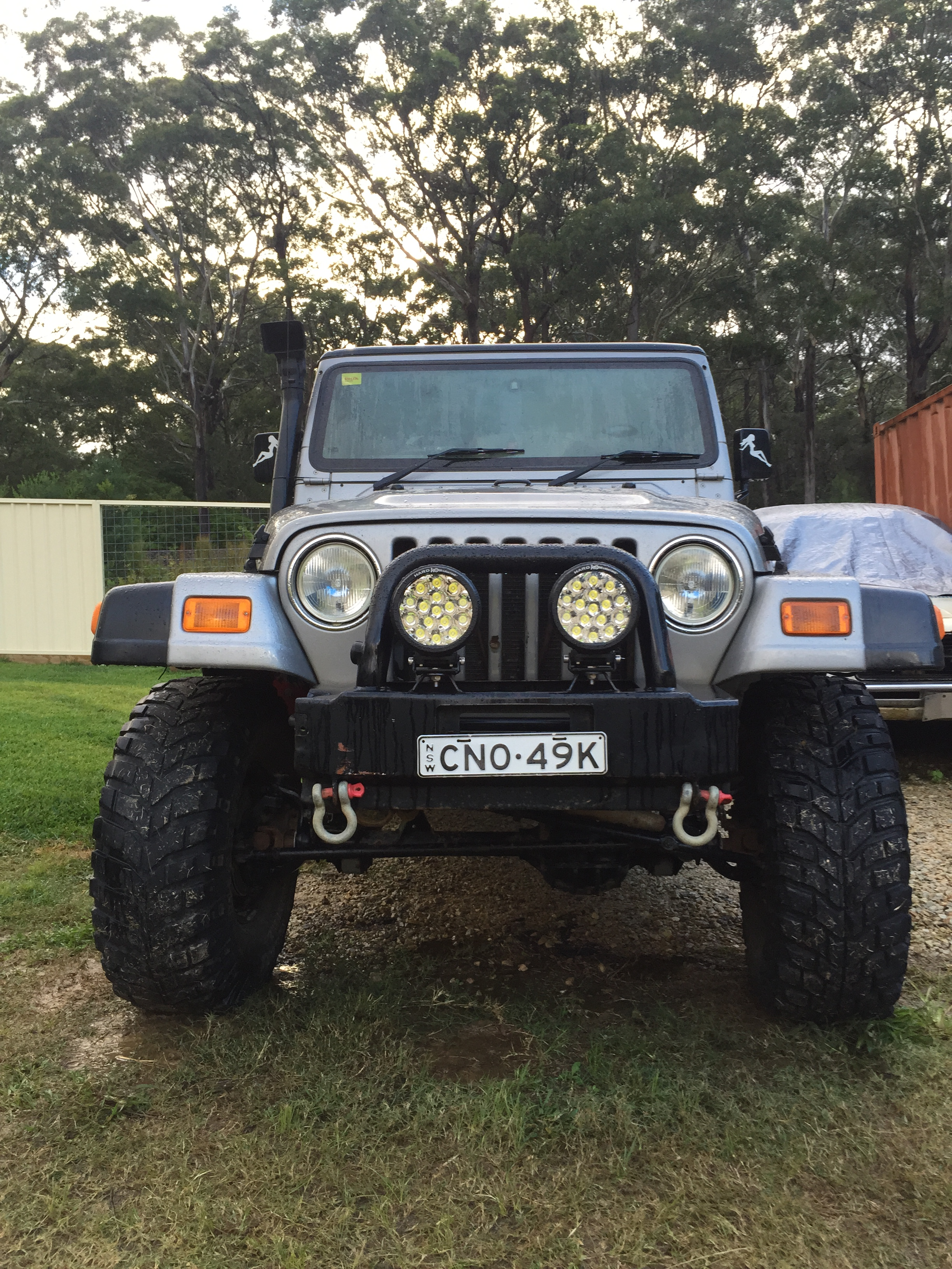 2001 jeep wrangler for sale or swap nsw mid north coast. Black Bedroom Furniture Sets. Home Design Ideas