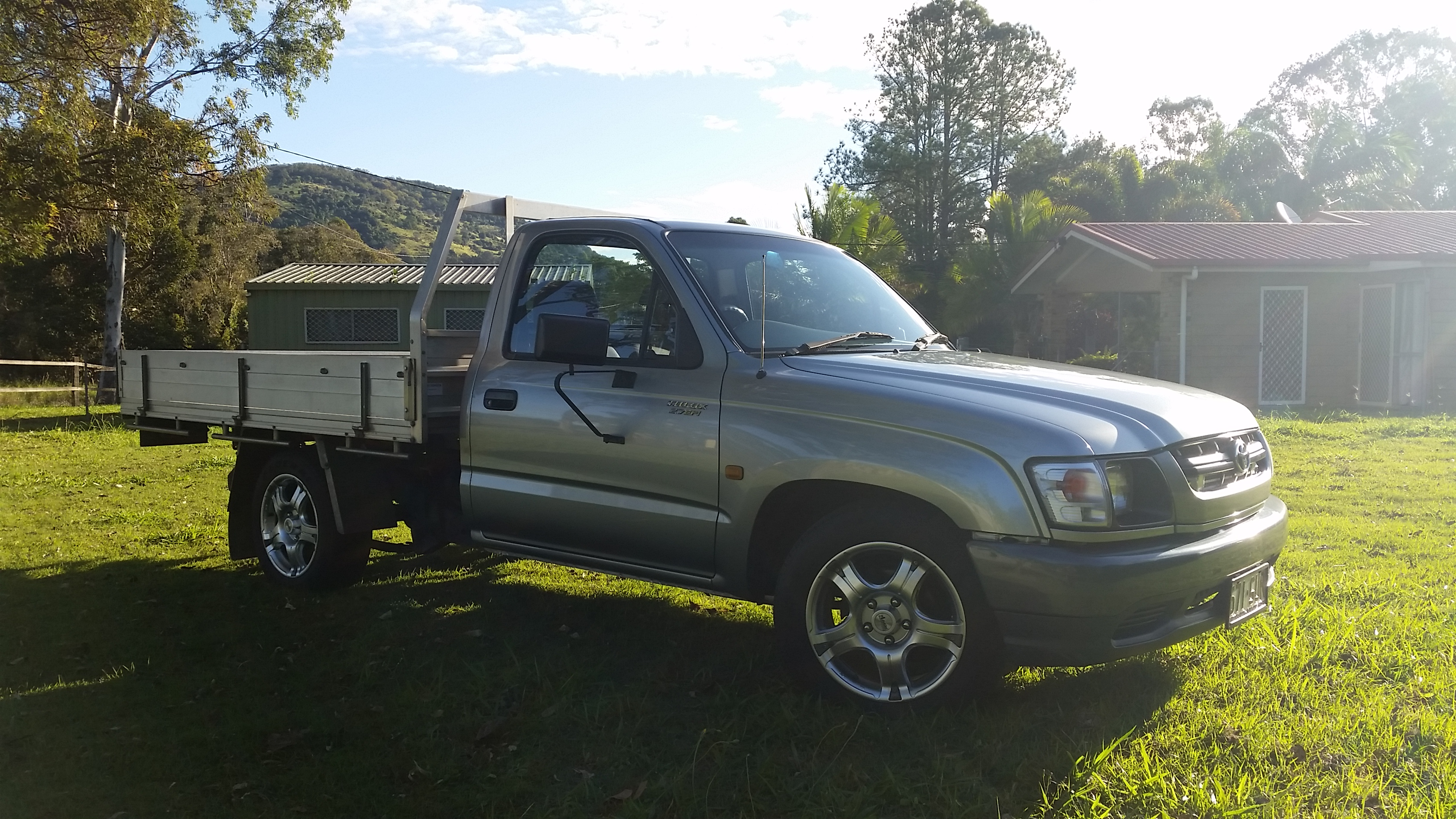 2002 Toyota Hilux Rzn149r For Sale Or Swap Qld Sunshine Coast 2595506