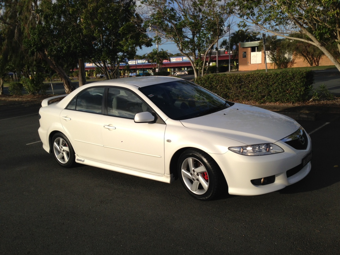 2003 Mazda 6 Car Sales Qld Brisbane East 2931251