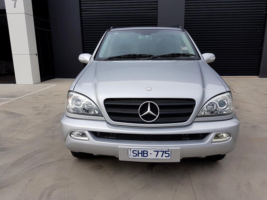 2003 benz ml car sales sa adelaide south 3003240 for 2003 mercedes benz suv