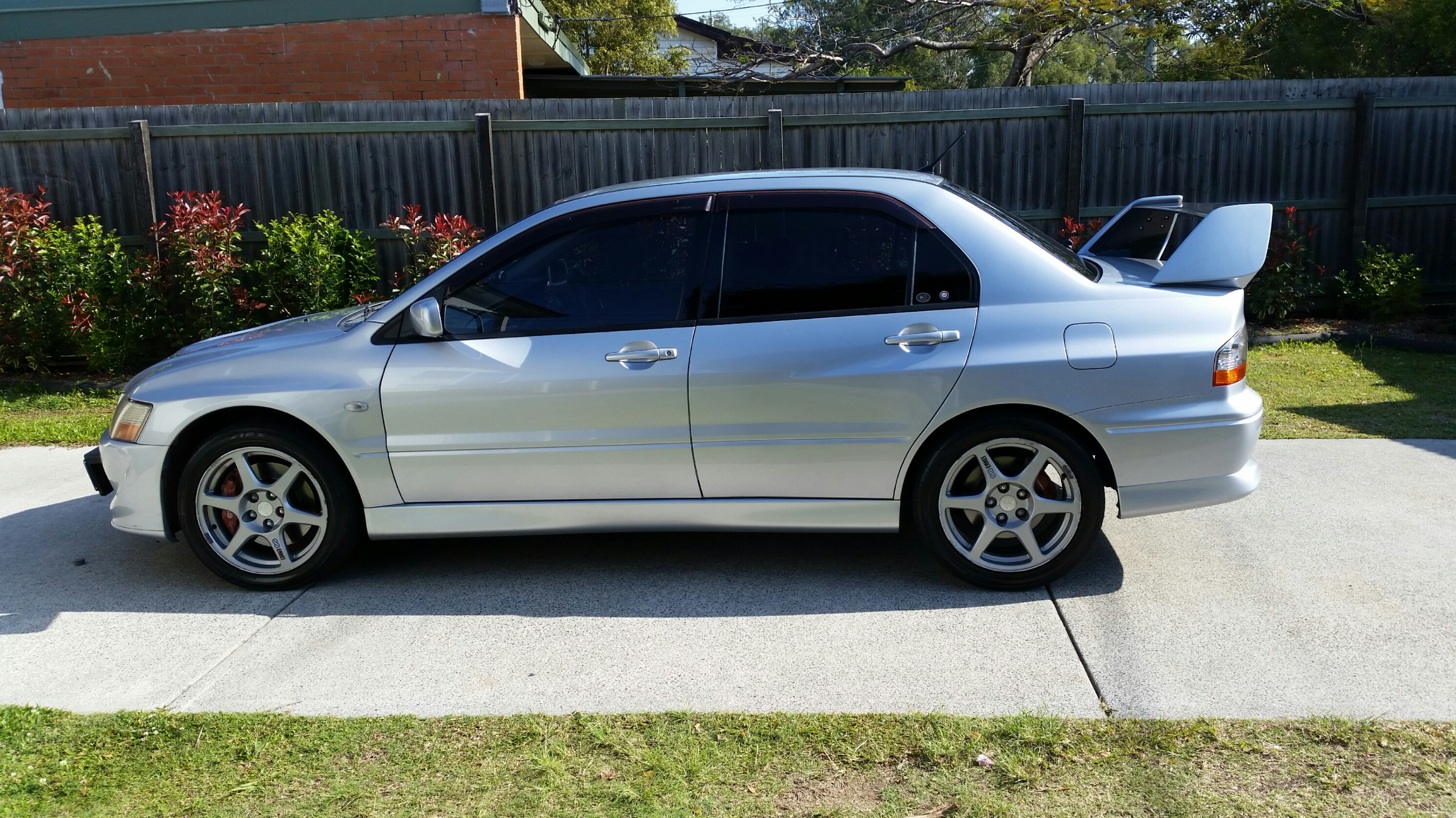 2003 mitsubishi lancer ralliart evolution viii cz car sales qld brisbane 2912766. Black Bedroom Furniture Sets. Home Design Ideas