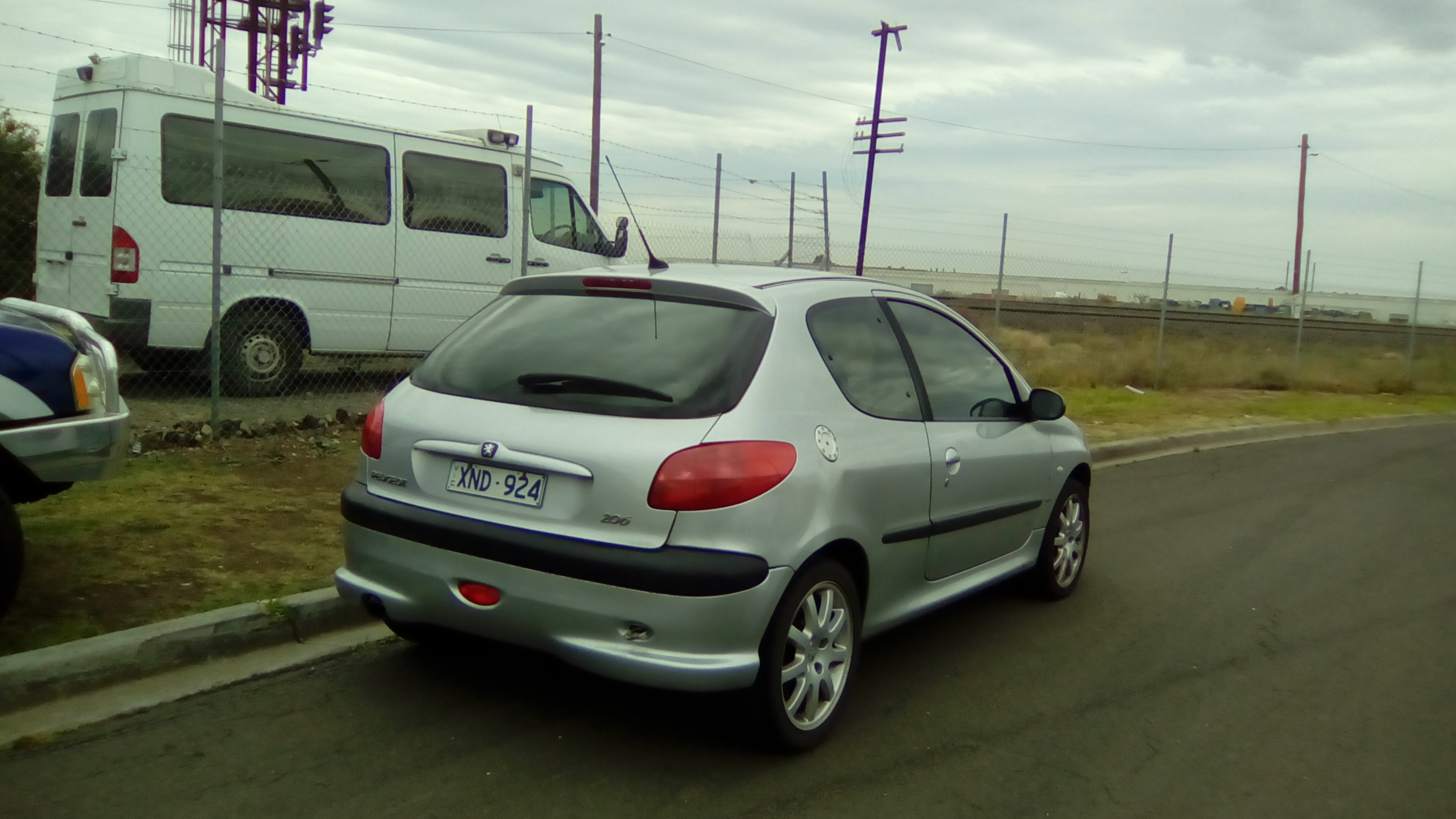 2003 peugeot 206 gti for sale or swap vic melbourne 2937403. Black Bedroom Furniture Sets. Home Design Ideas