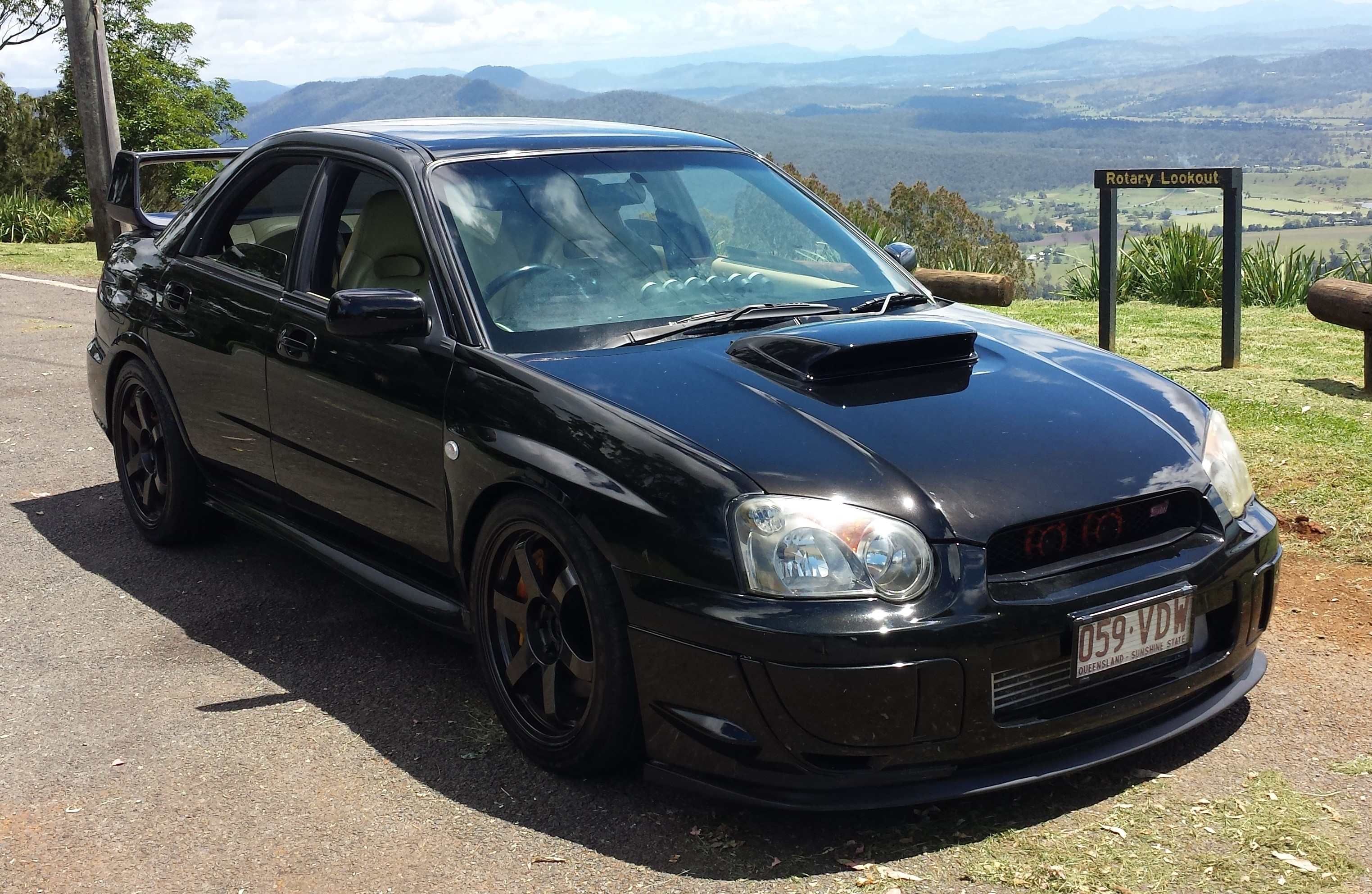 2003 subaru impreza wrx sti my03 car sales qld gold coast 2920761. Black Bedroom Furniture Sets. Home Design Ideas