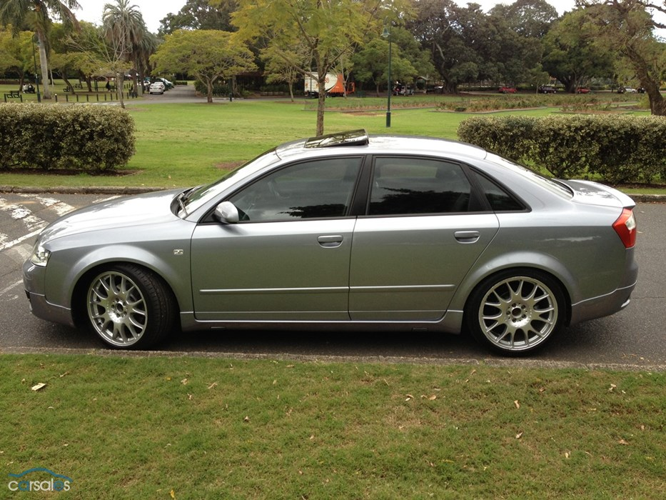 2004 Audi A4 1 8 Turbo Quattro B6 Car Sales Qld