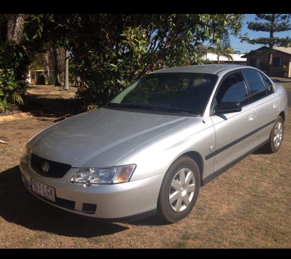 2002 Holden Commodore Car Valuation: 2004 Holden Commodore Executive VYII For Sale Or Swap