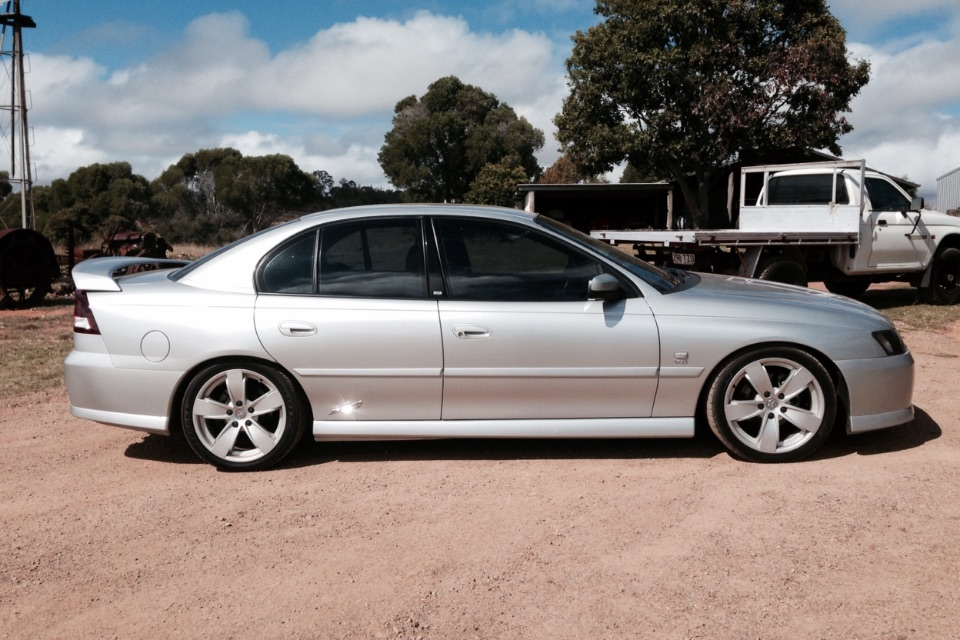 2004 Holden Commodore SS VYII | Car Sales QLD: South East #2245400
