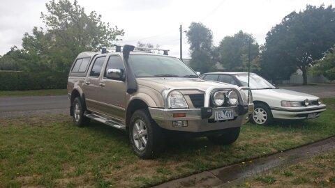 2004 Holden Rodeo Lt 4x4 Ra Car Sales Vic Ballarat
