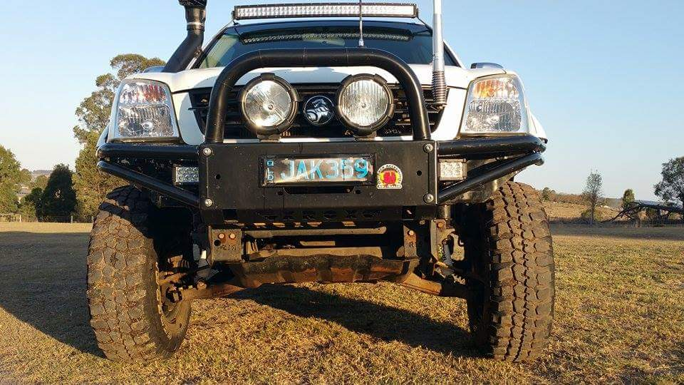 2004 Holden Rodeo Lt 4x4 Ra Car Sales Qld Brisbane