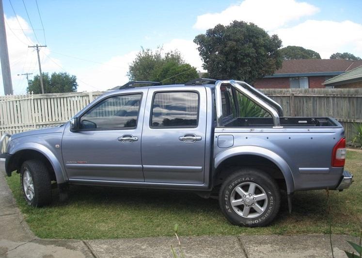 2004 Holden Rodeo Lt 4x4 Ra Car Sales Vic Melbourne