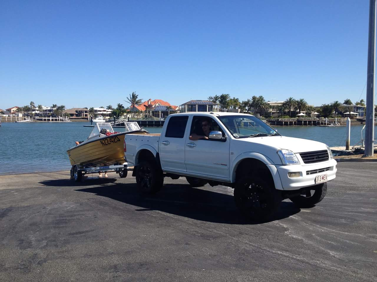 Photos of Holden Rodeo Off Road 4x4
