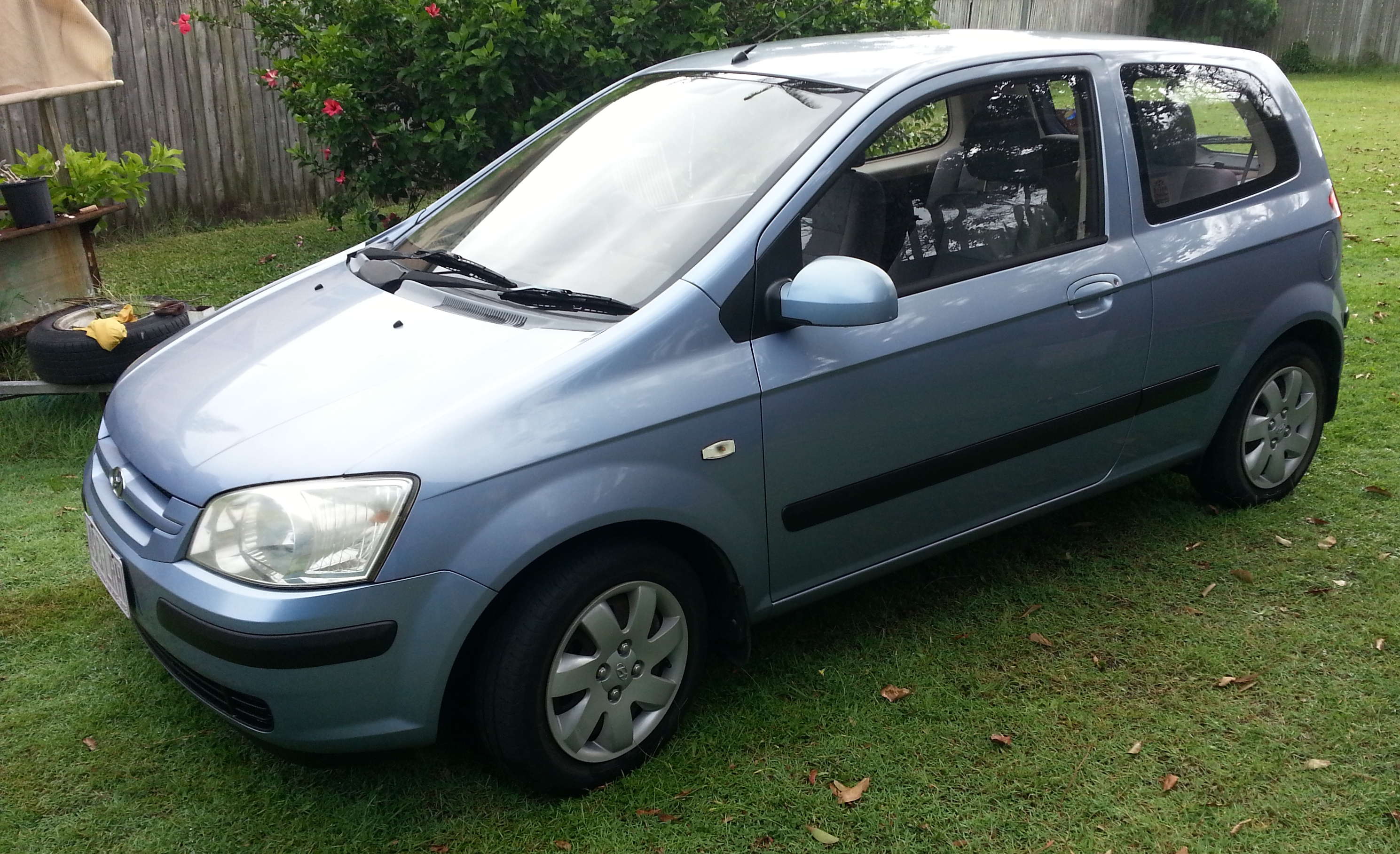 2004 hyundai getz gl tb car sales qld sunshine coast 2924036. Black Bedroom Furniture Sets. Home Design Ideas