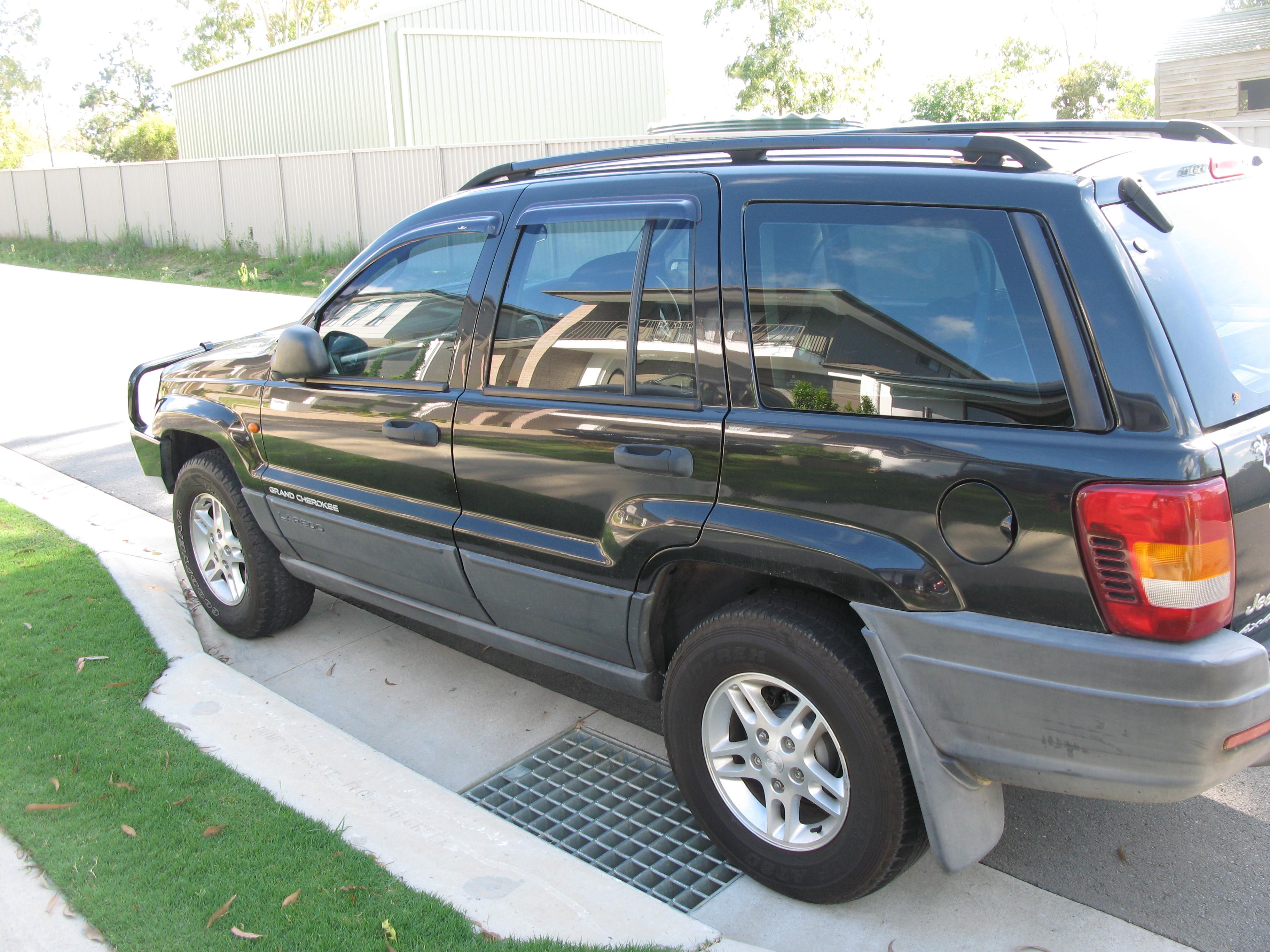 2004 jeep grand cherokee laredo 4x4 wg car sales qld for Jeep grand cherokee motor for sale