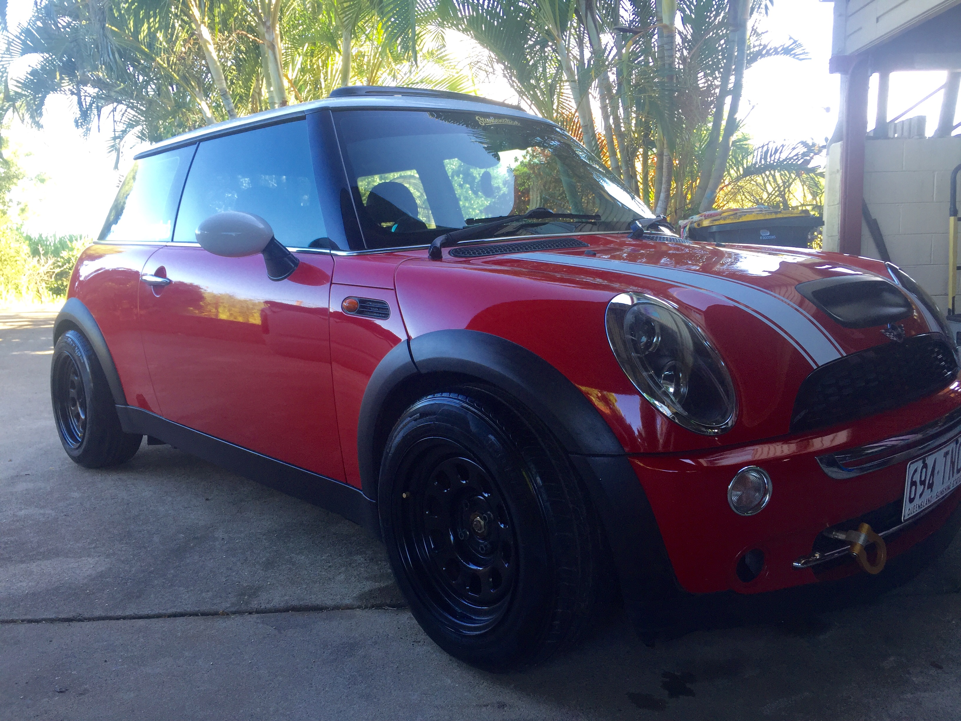 2004 mini cooper chilli r50 car sales qld mackay 2524775. Black Bedroom Furniture Sets. Home Design Ideas