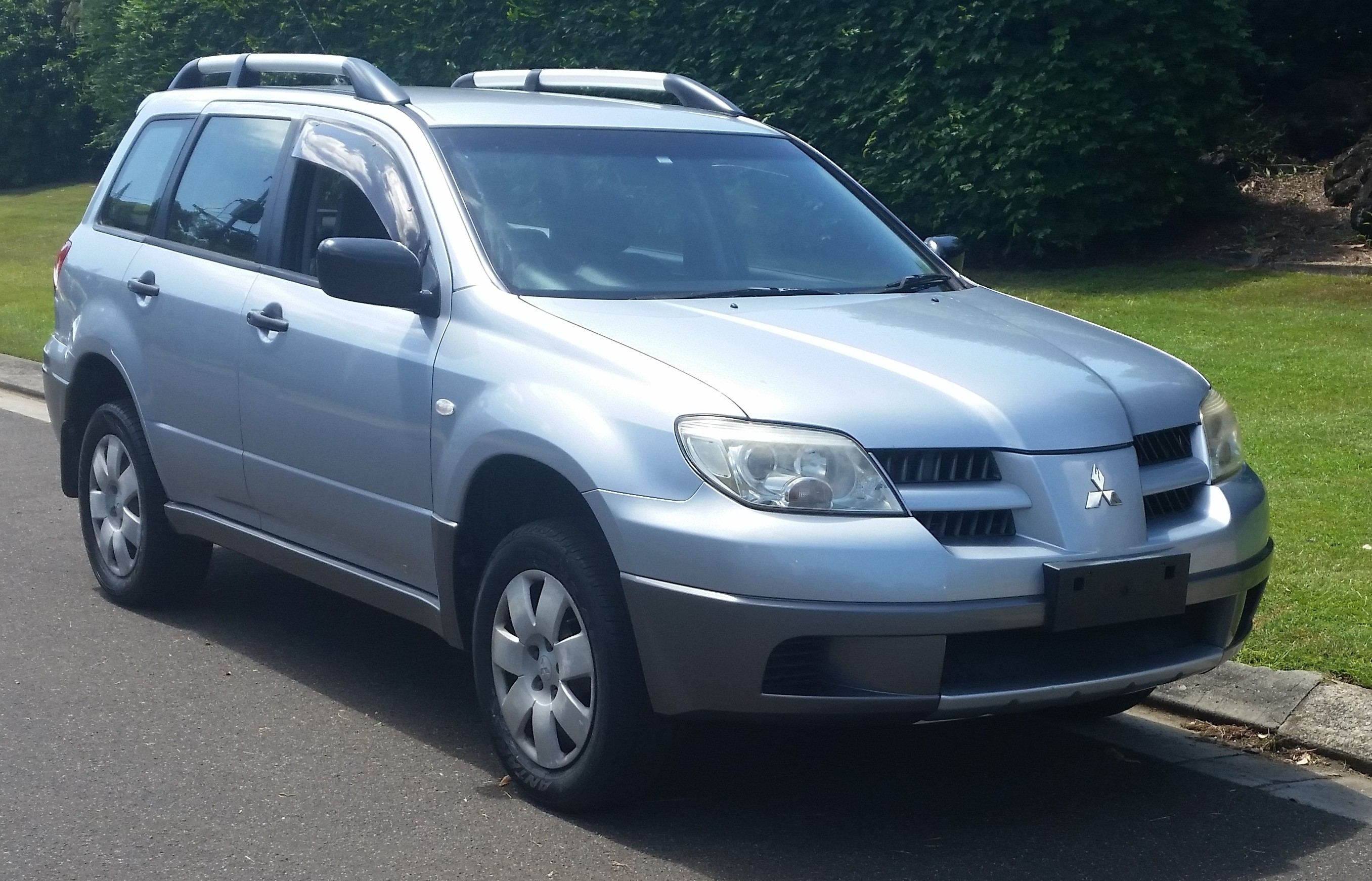 2004 Mitsubishi Outlander Car Sales Qld Sunshine Coast