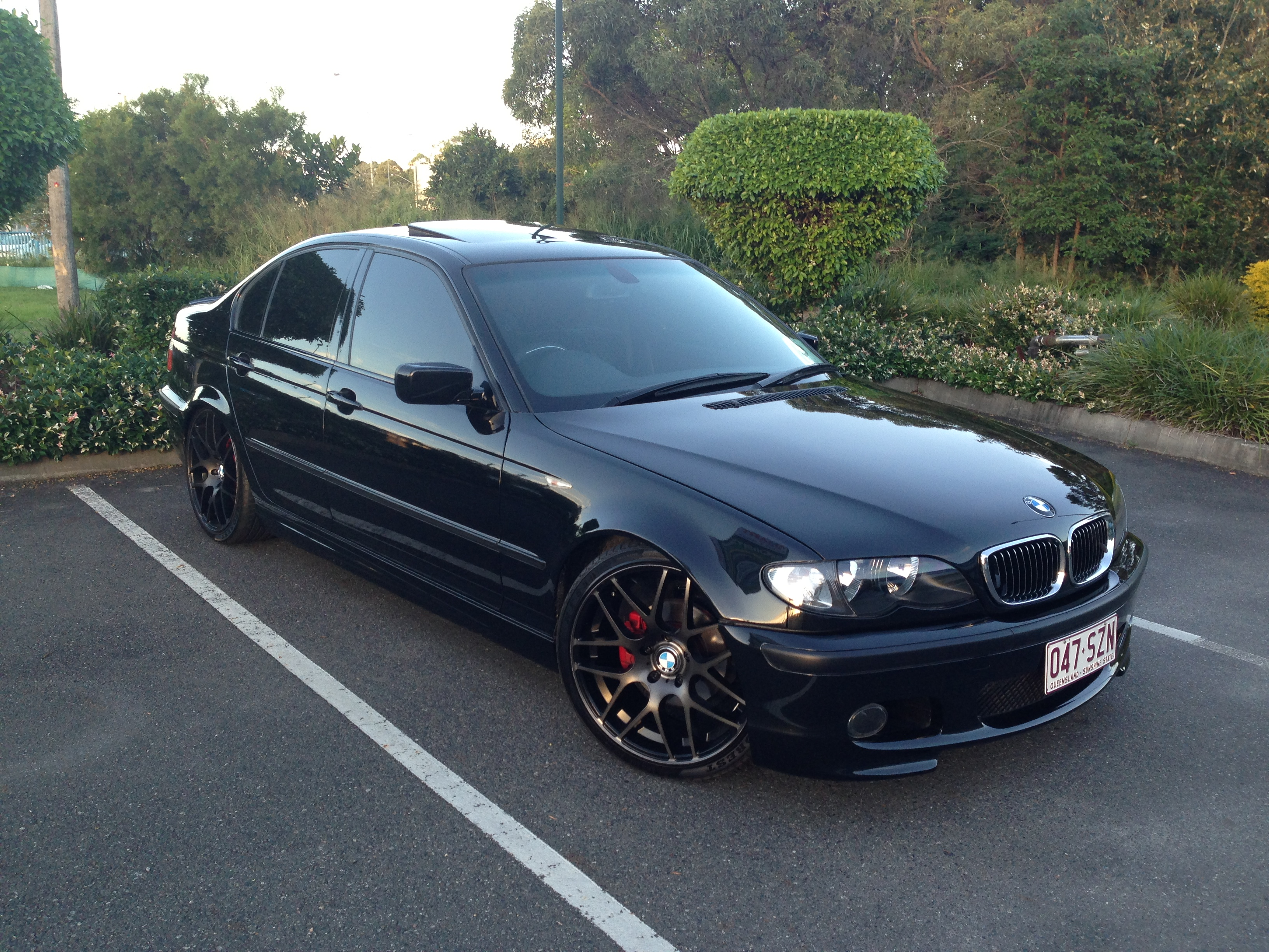 2005 bmw 318i sport e46 car sales qld brisbane 2461724. Black Bedroom Furniture Sets. Home Design Ideas