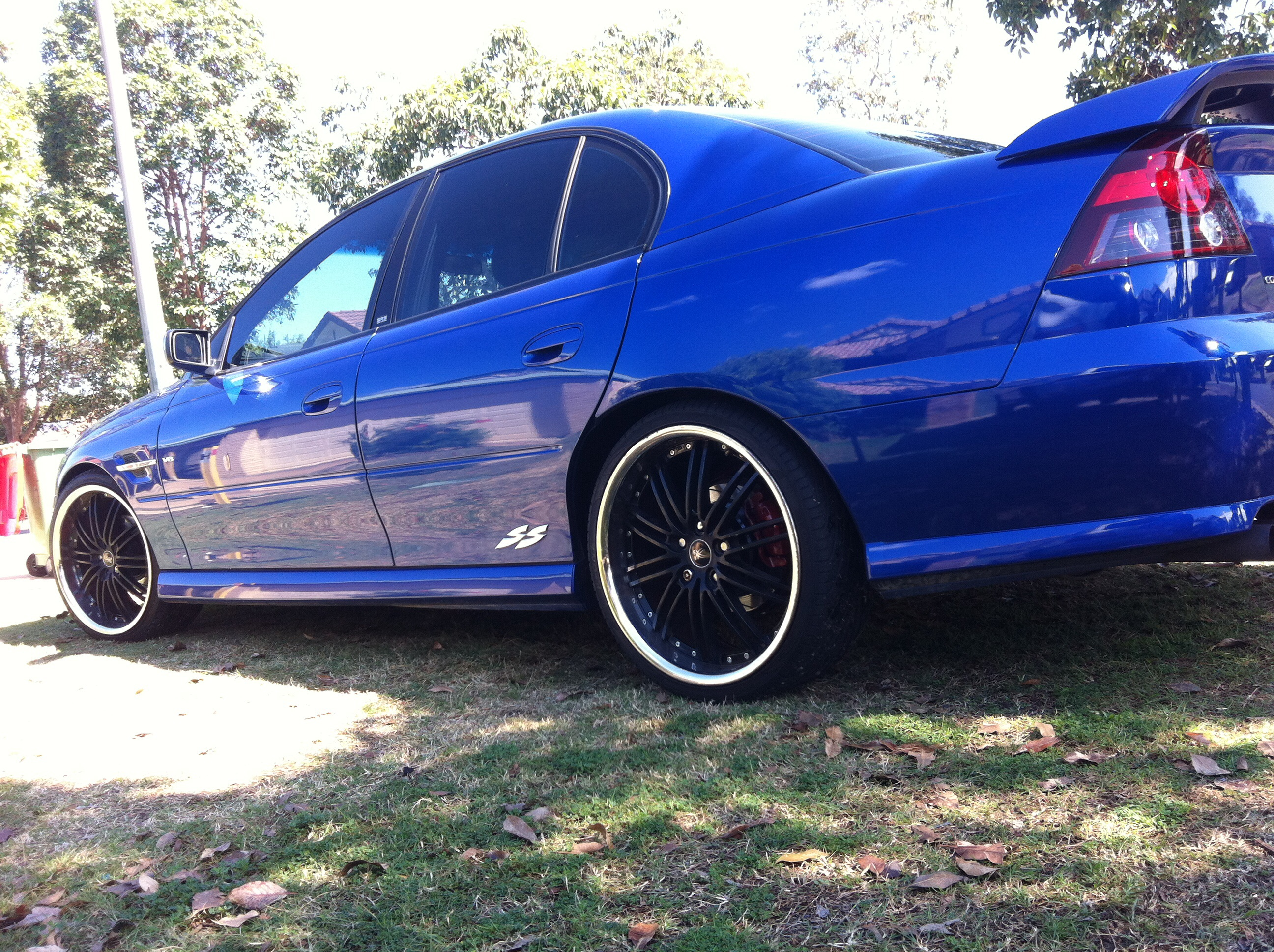 2005 Holden Commodore Ss Vz Car Sales Qld Brisbane