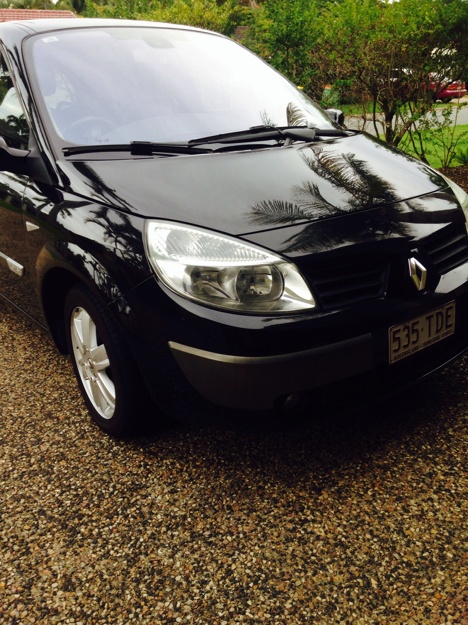 2005 renault scenic dynamique car sales qld gold coast 2942118. Black Bedroom Furniture Sets. Home Design Ideas